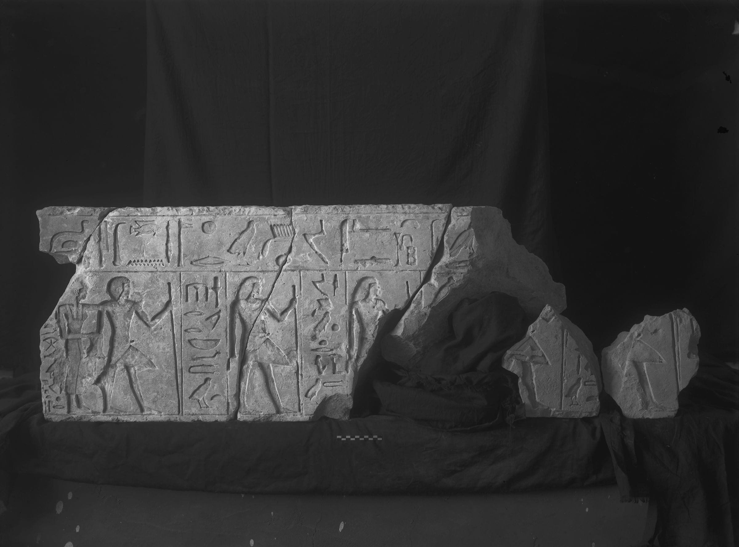 Object(s) photograph: Site: Giza; view: G 2338