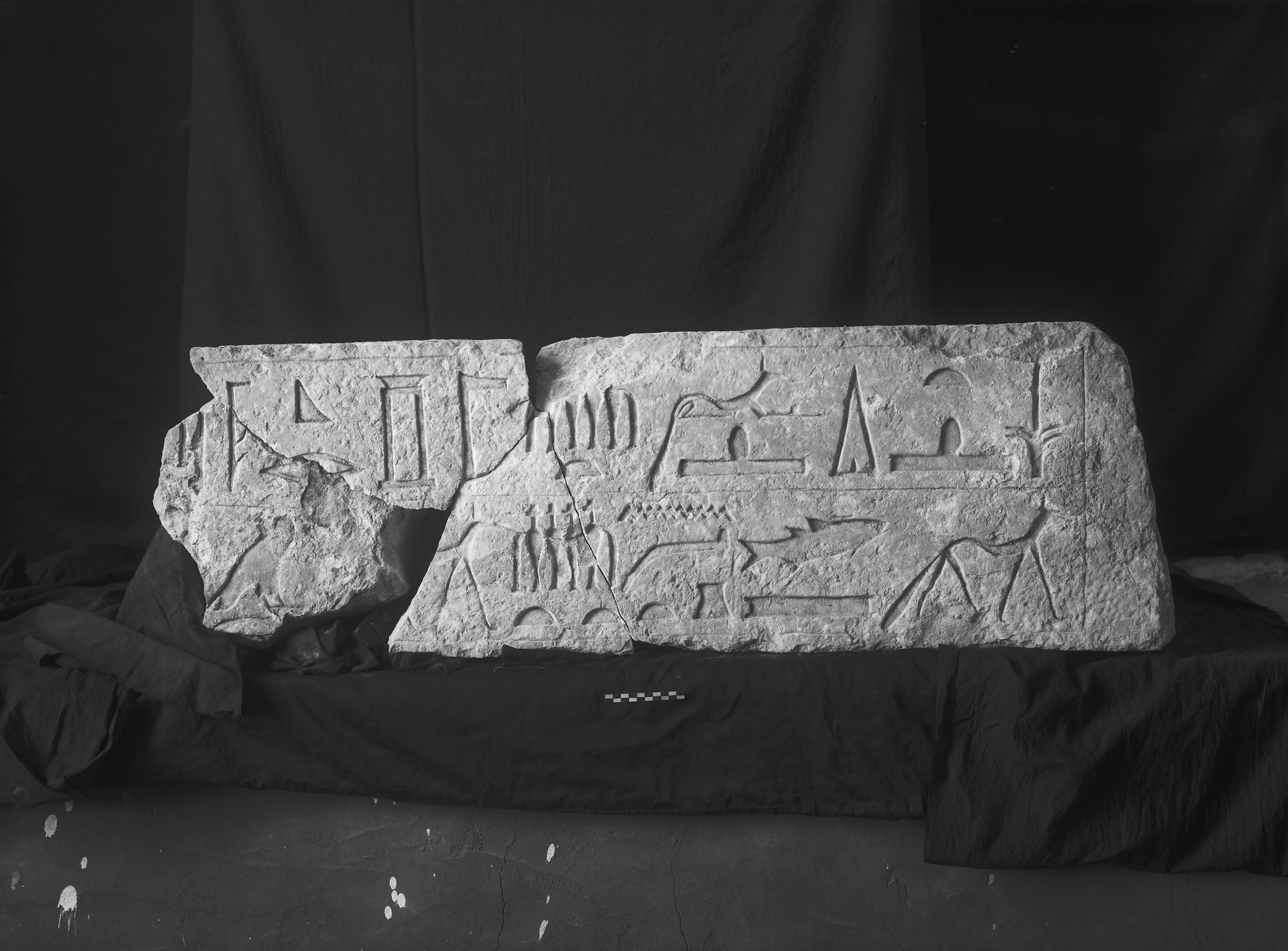 Object(s) photograph: Site: Giza; view: G 5564, G 5563, G 2342 = G 5520