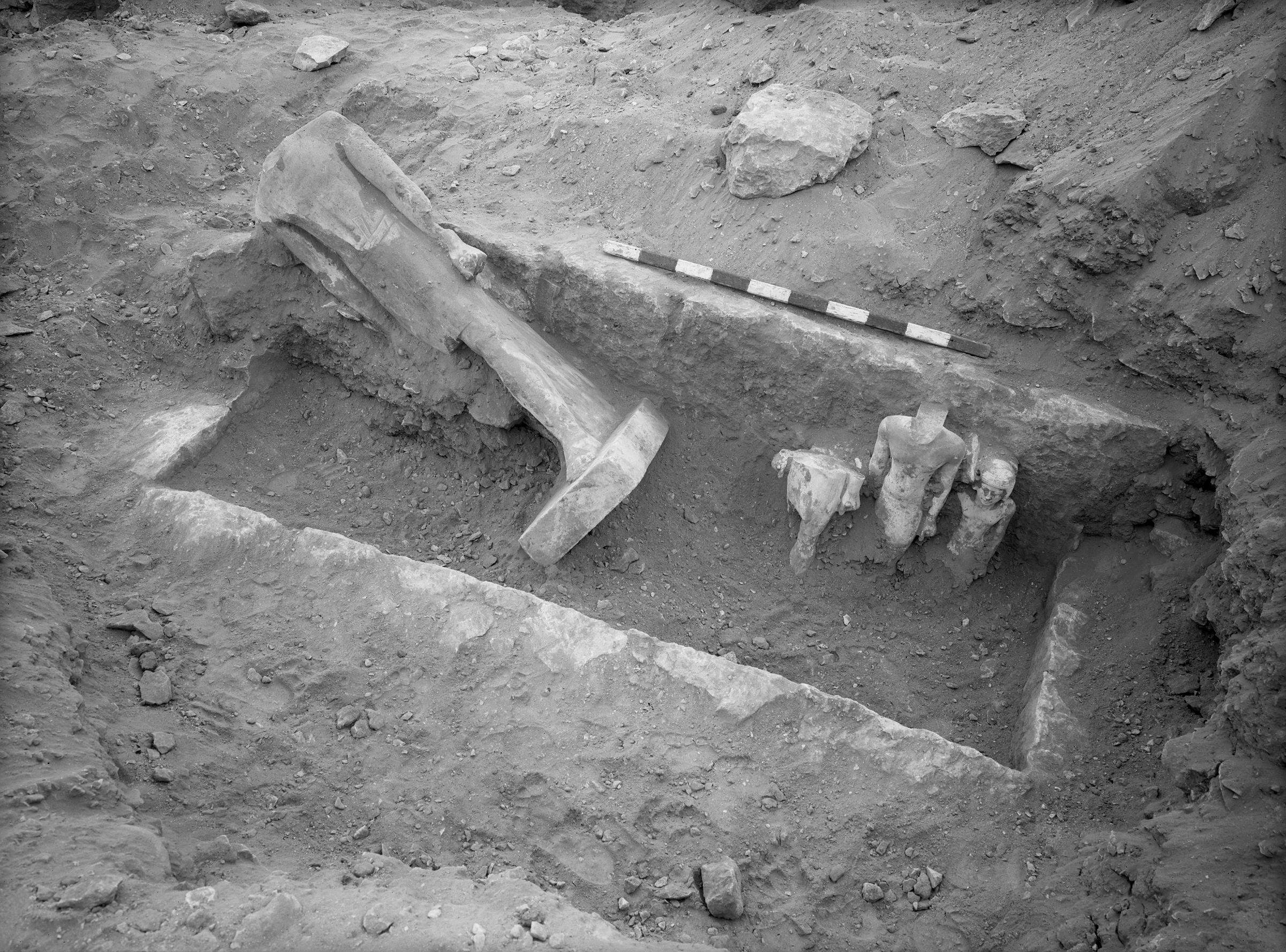 Western Cemetery: Site: Giza; View: G 2421