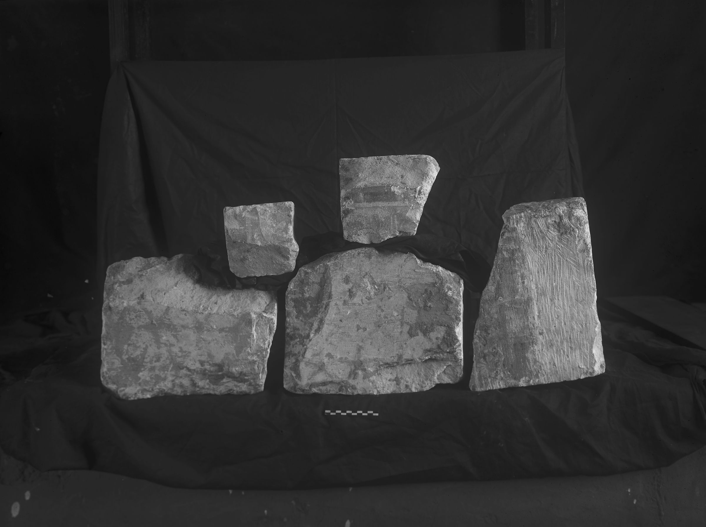 Object(s) photograph: Site: Giza; view: G 7130-7140, Isis Temple