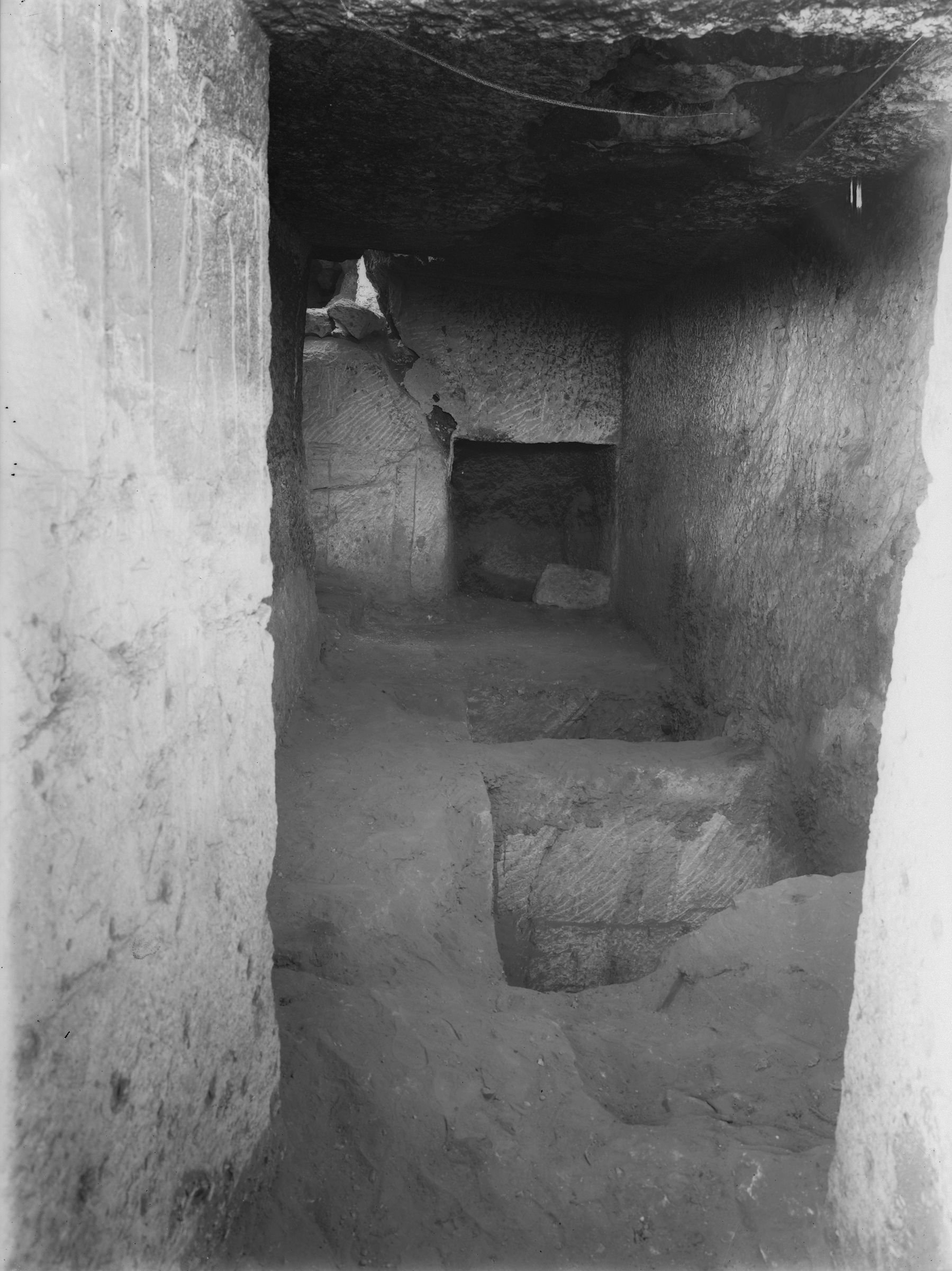 Eastern Cemetery: Site: Giza; View: G 7821