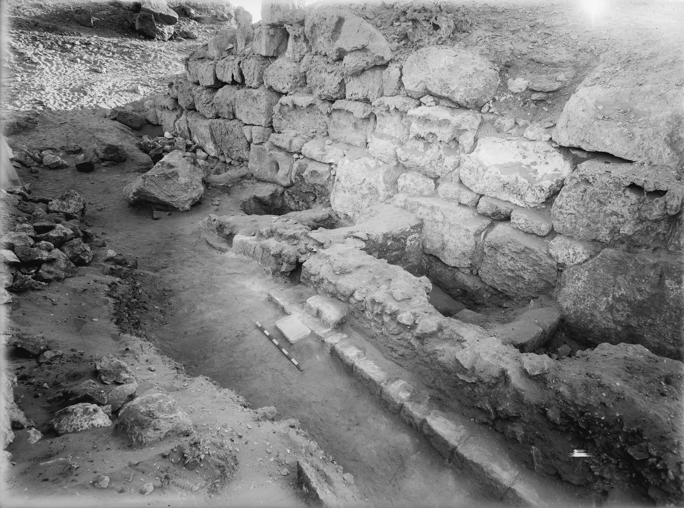 Western Cemetery: Site: Giza; View: G 4312, G 4310