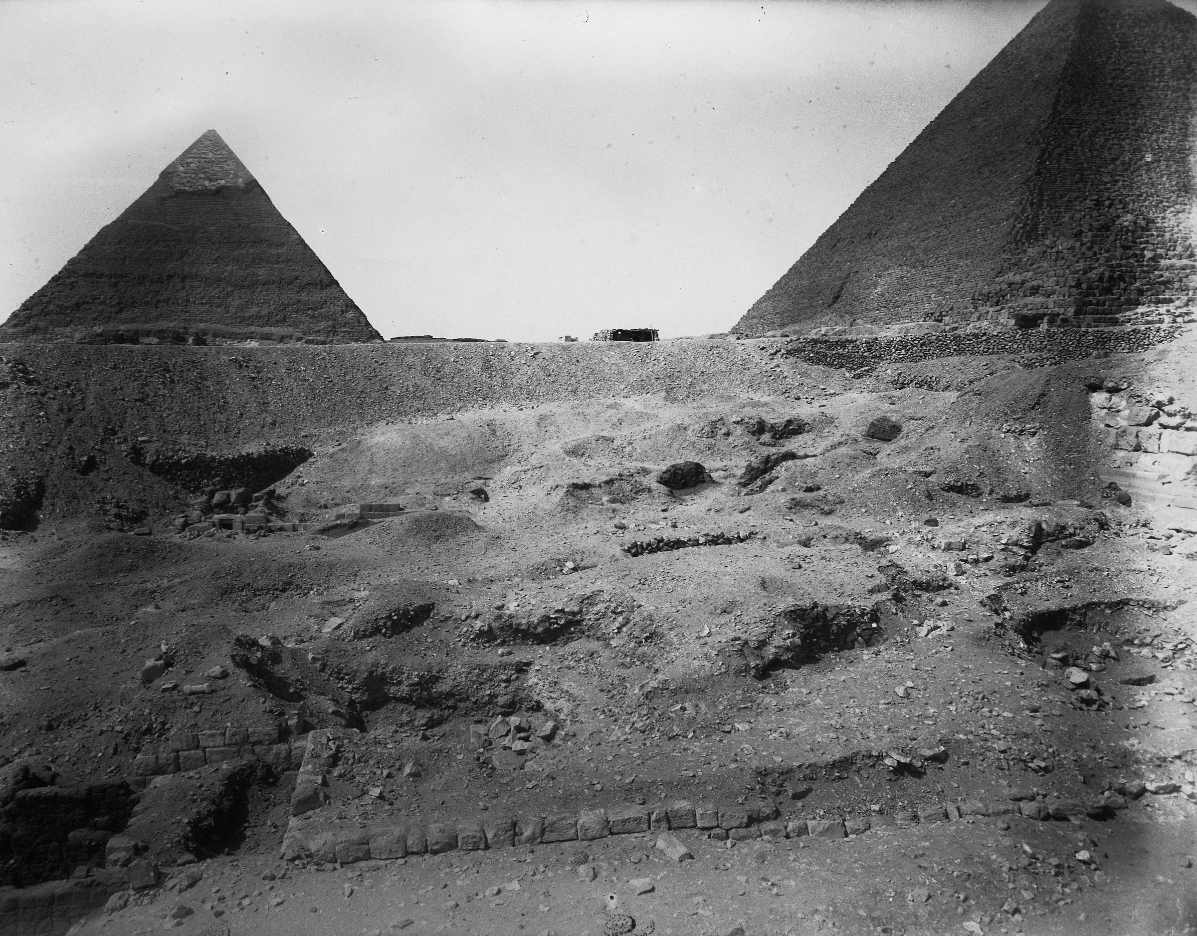 Eastern Cemetery: Site: Giza; View: G 7460