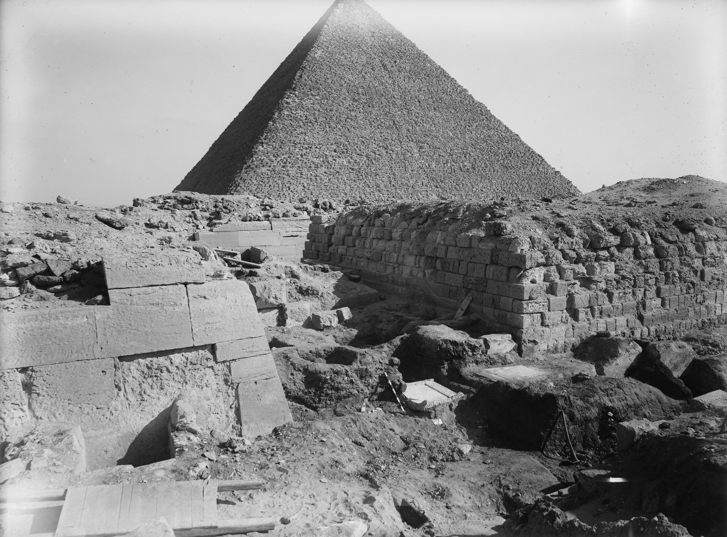 Western Cemetery: Site: Giza; View: G 2113