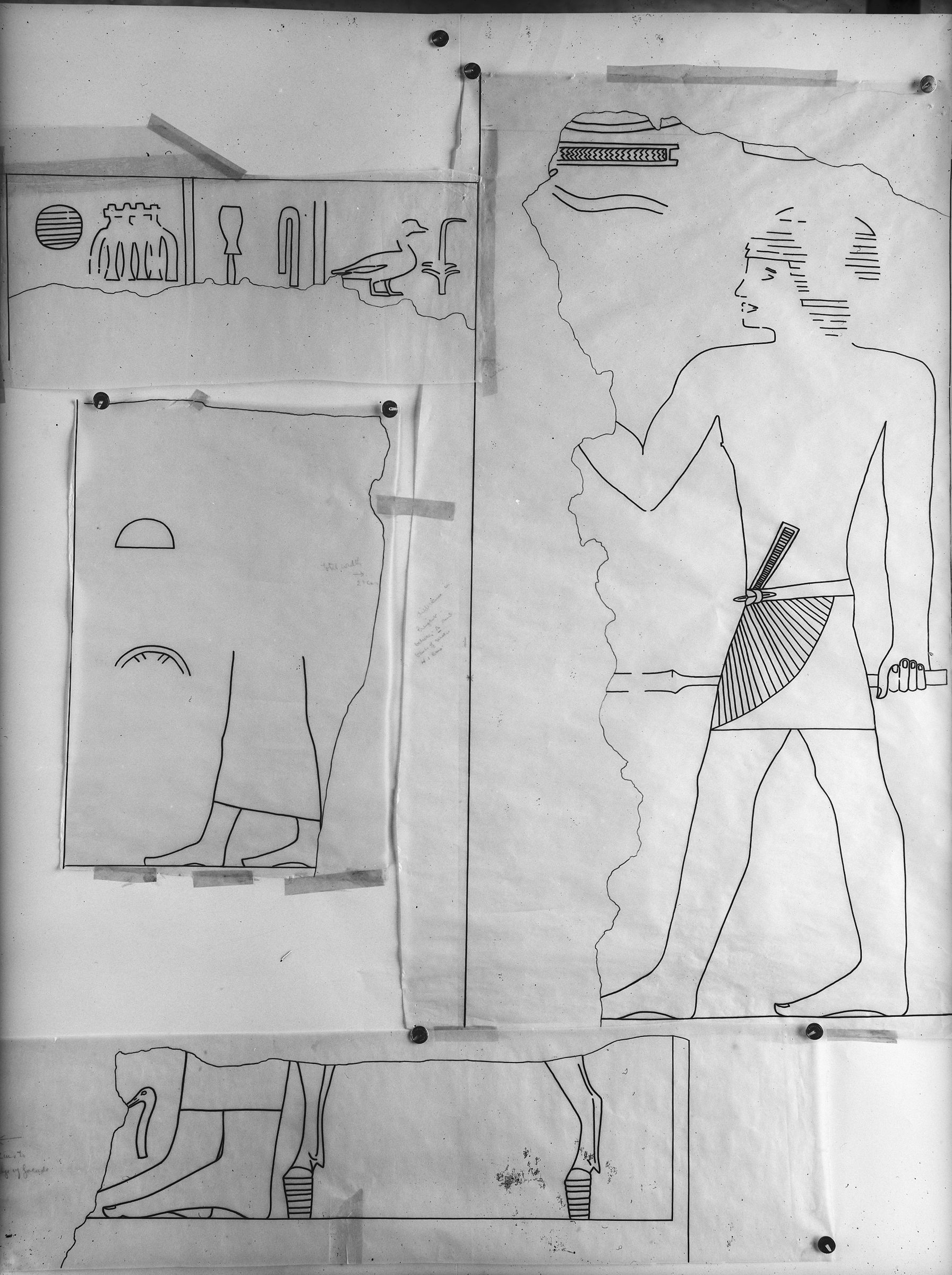 Object(s) photograph: Site: Giza; view: G 2130