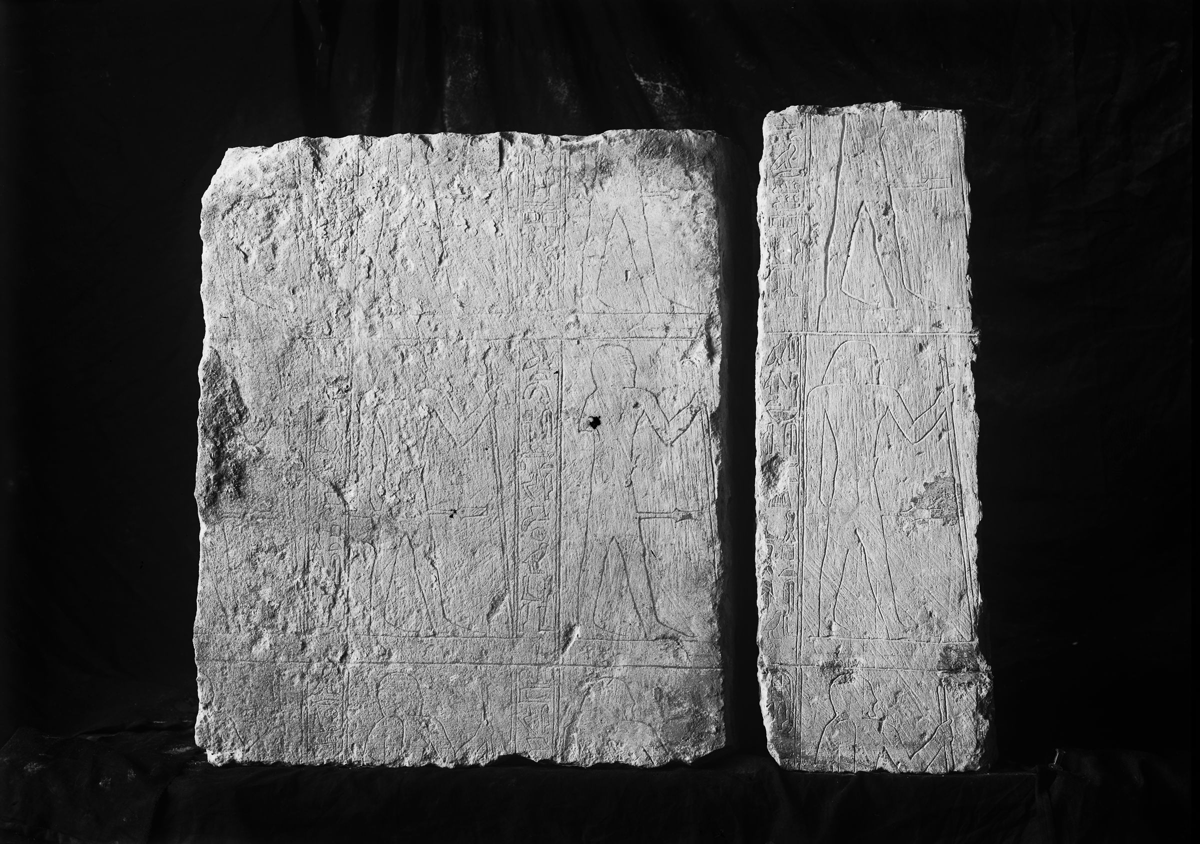 Object(s) photograph: Site: Giza; view: G 2382, G 2386