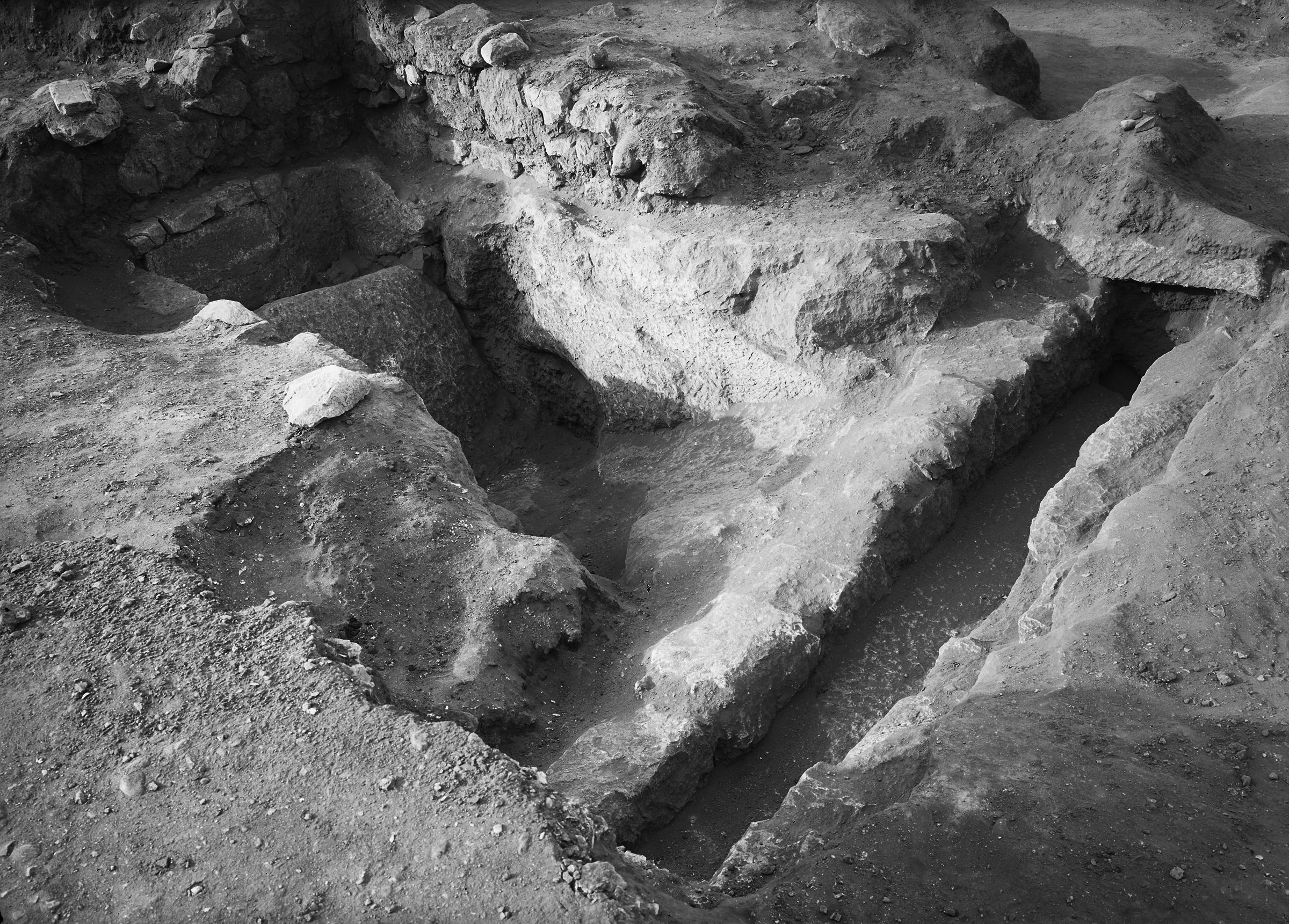 Western Cemetery: Site: Giza; View: G 2381