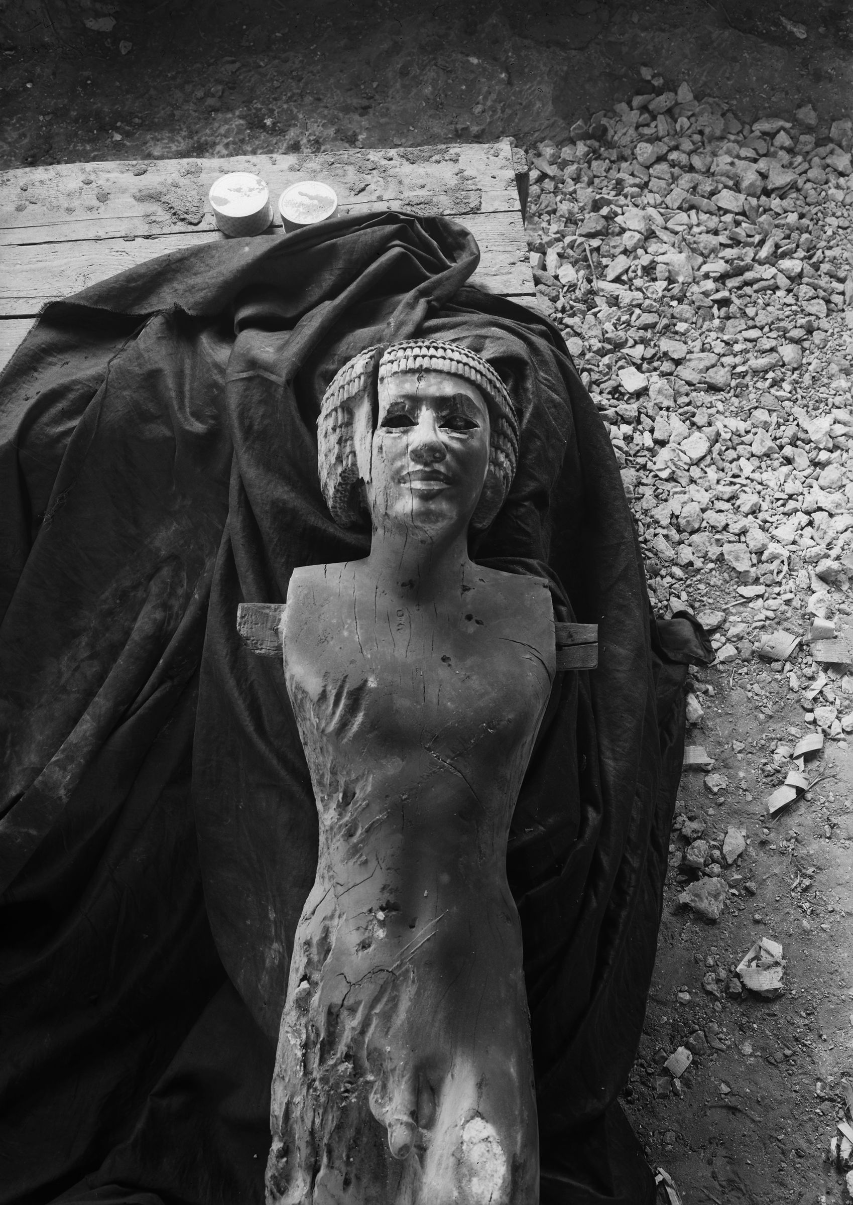 Object(s) photograph: Site: Giza; view: G 2378, G 2385
