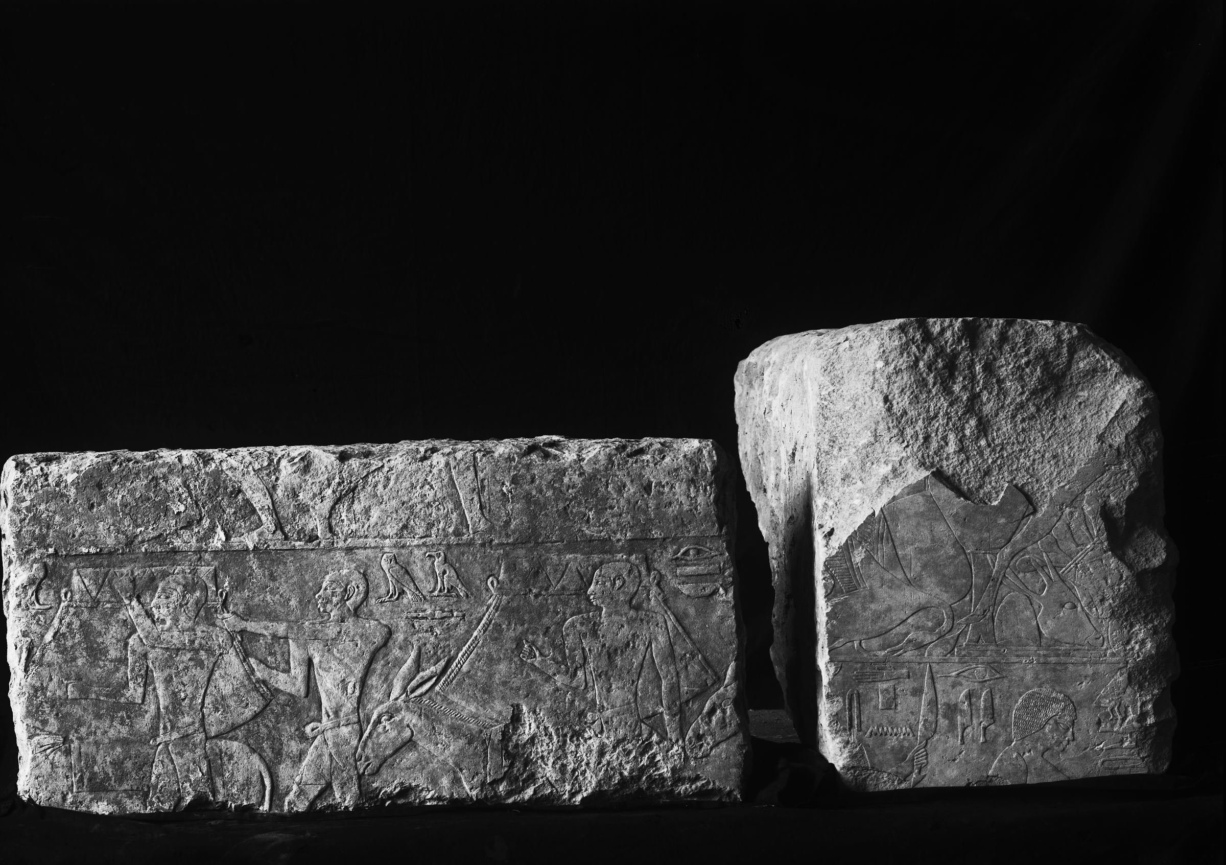 Object(s) photograph: Site: Giza; view: G 2382, G 2385, G 2370