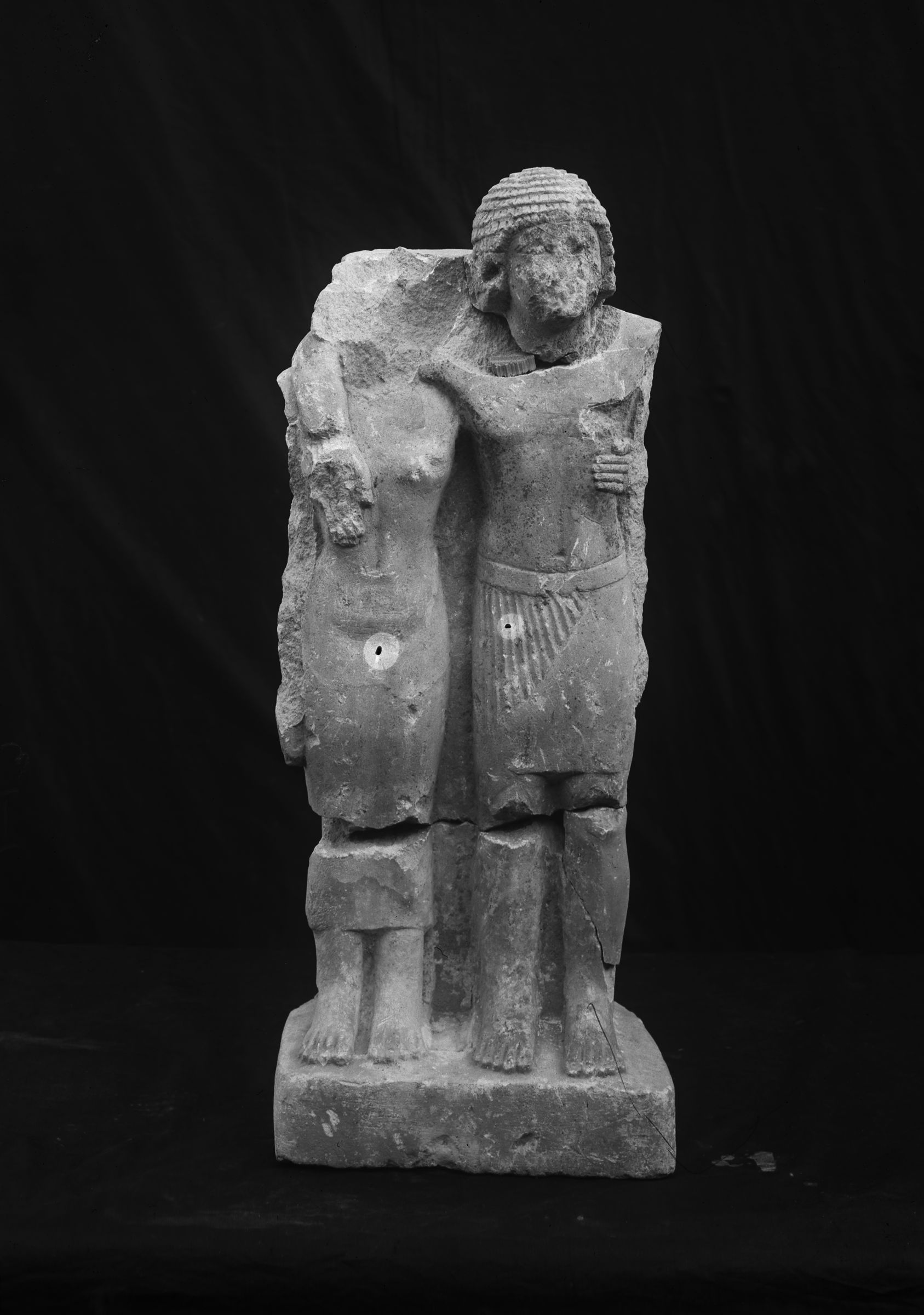 Object(s) photograph: Site: Giza; view: G 2353, G 2350 = G 5290