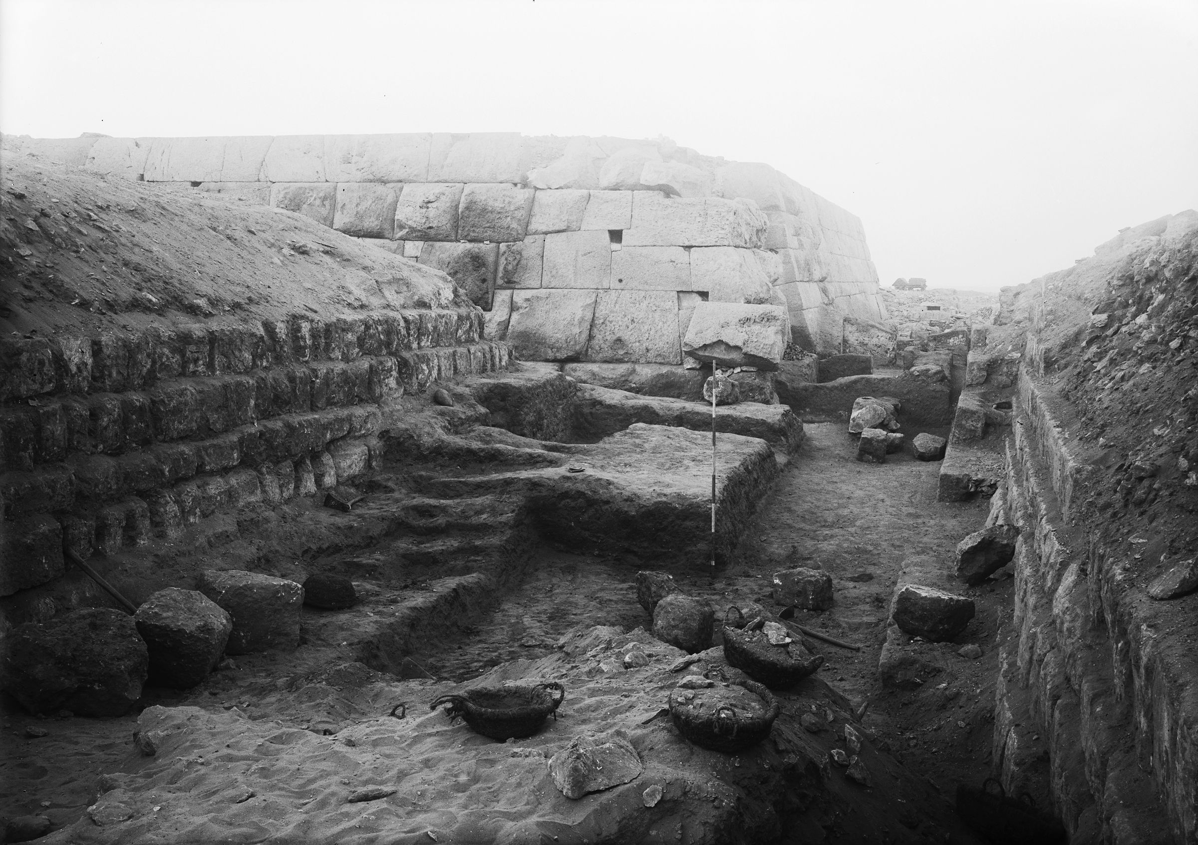 Western Cemetery: Site: Giza; View: G 4930, G 4940
