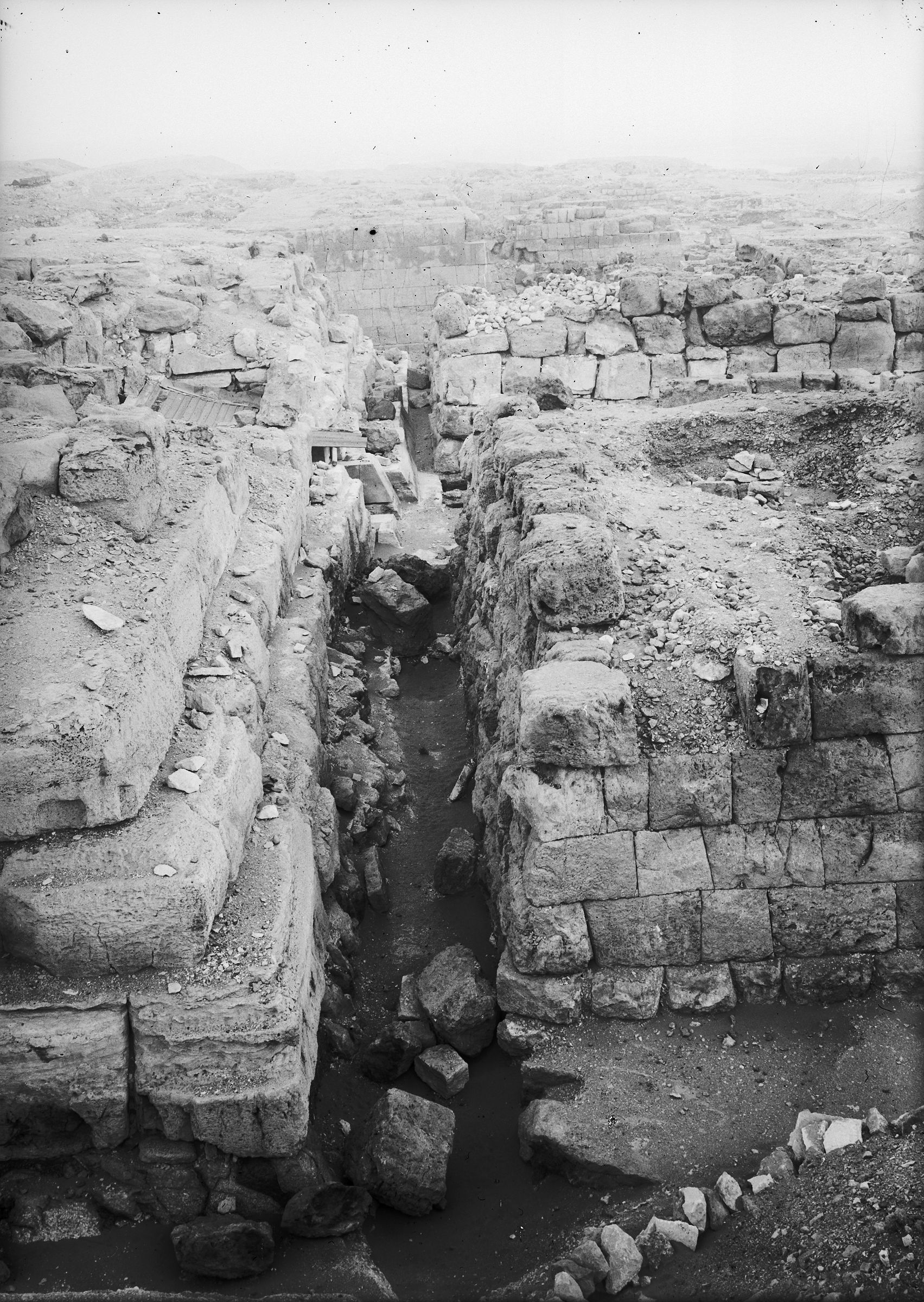 Western Cemetery: Site: Giza; View: G 5110, G 5210, G 5220