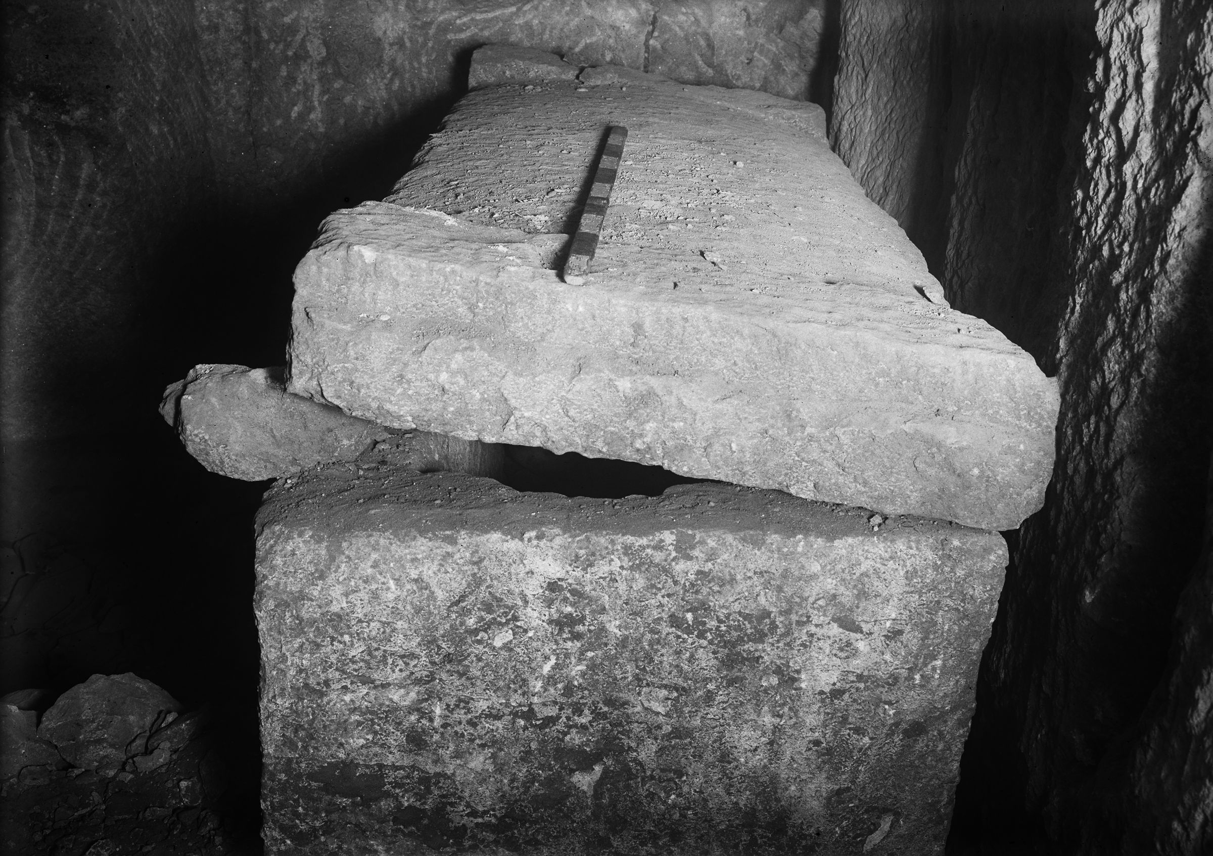 Eastern Cemetery: Site: Giza; View: G 7803