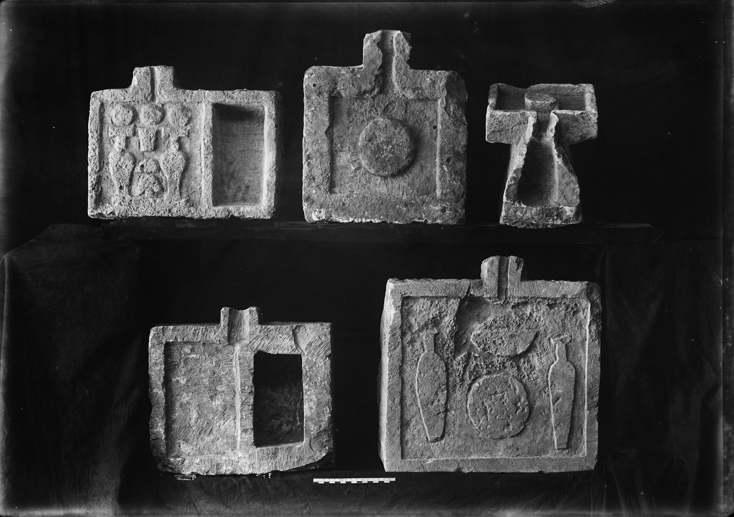 Object(s) photograph: Site: Giza; view: G 7812, G 7310-7320, G 7710