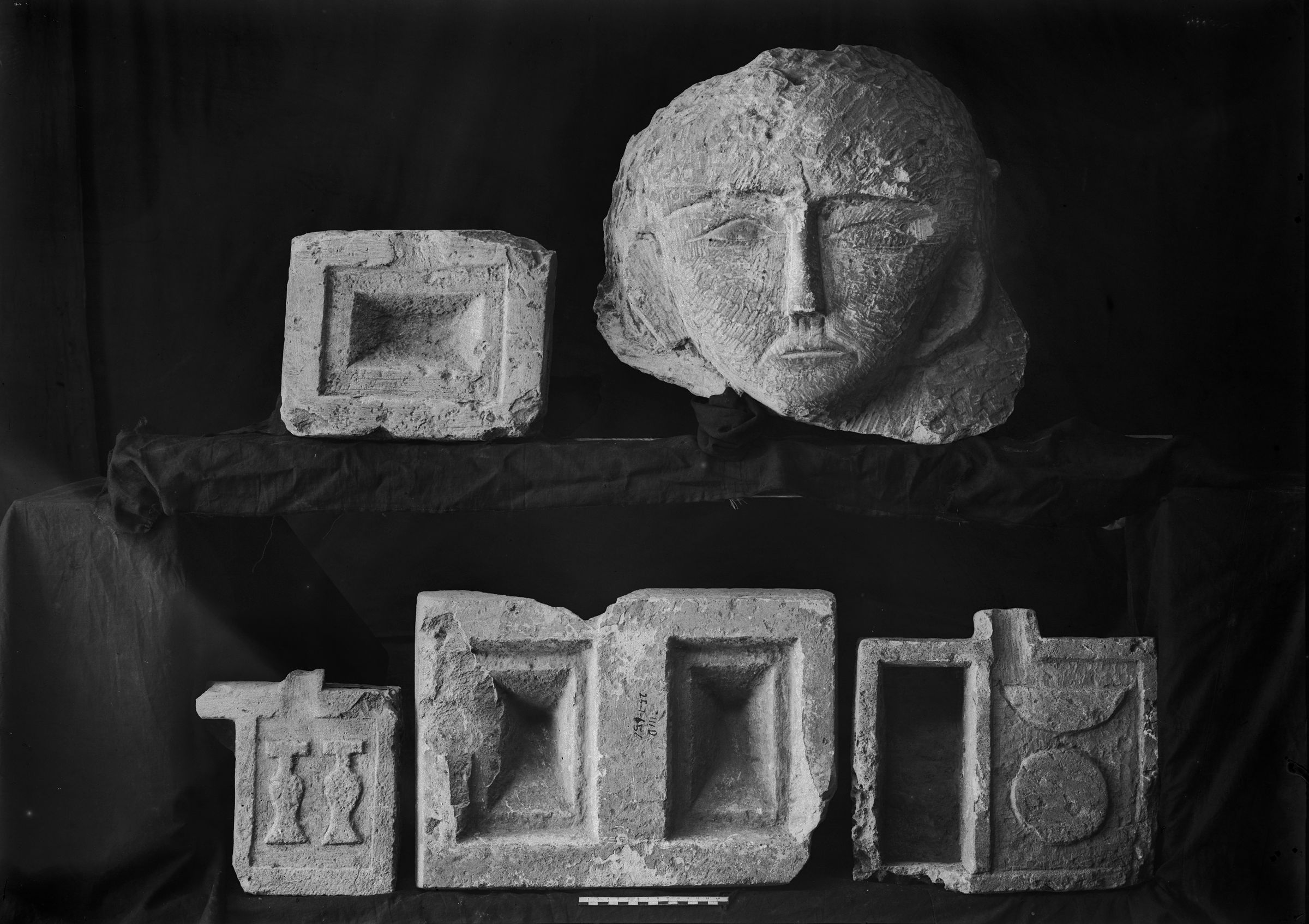 Object(s) photograph: Site: Giza; view: G 7111, G 7101, G 7510, G 7508