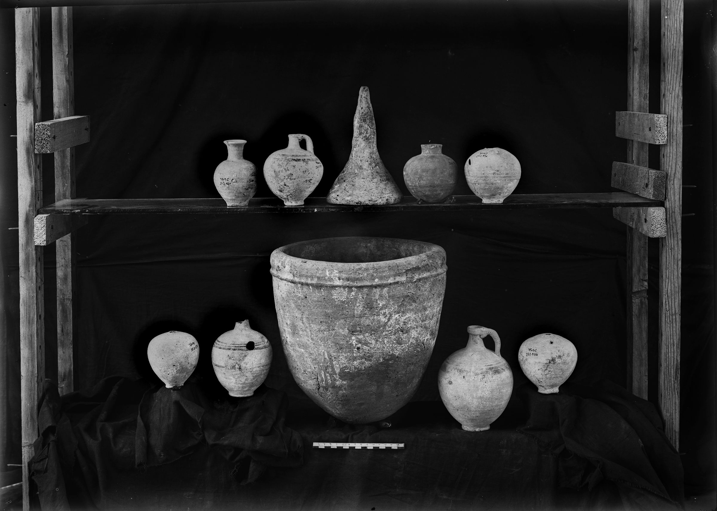 Object(s) photograph: Site: Giza; view: G 7509