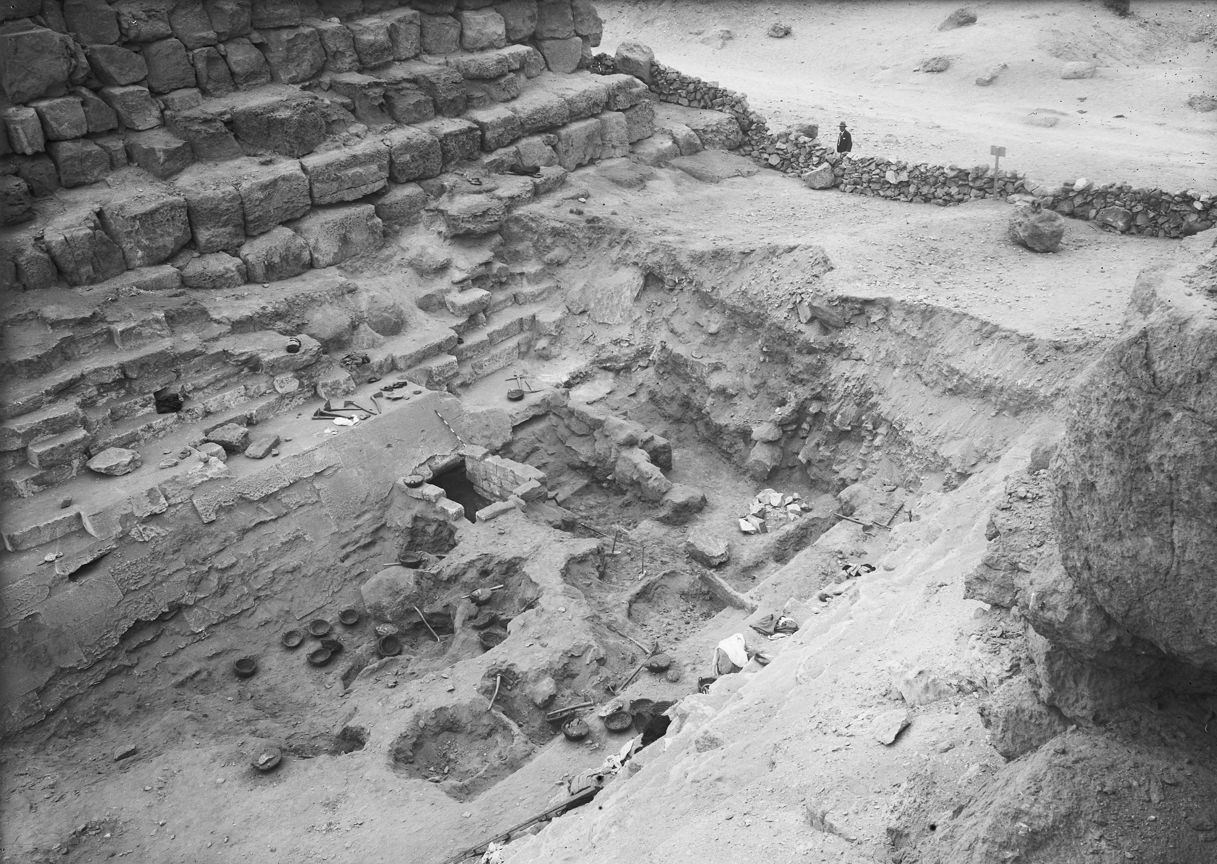 Eastern Cemetery: Site: Giza; View: G I-c