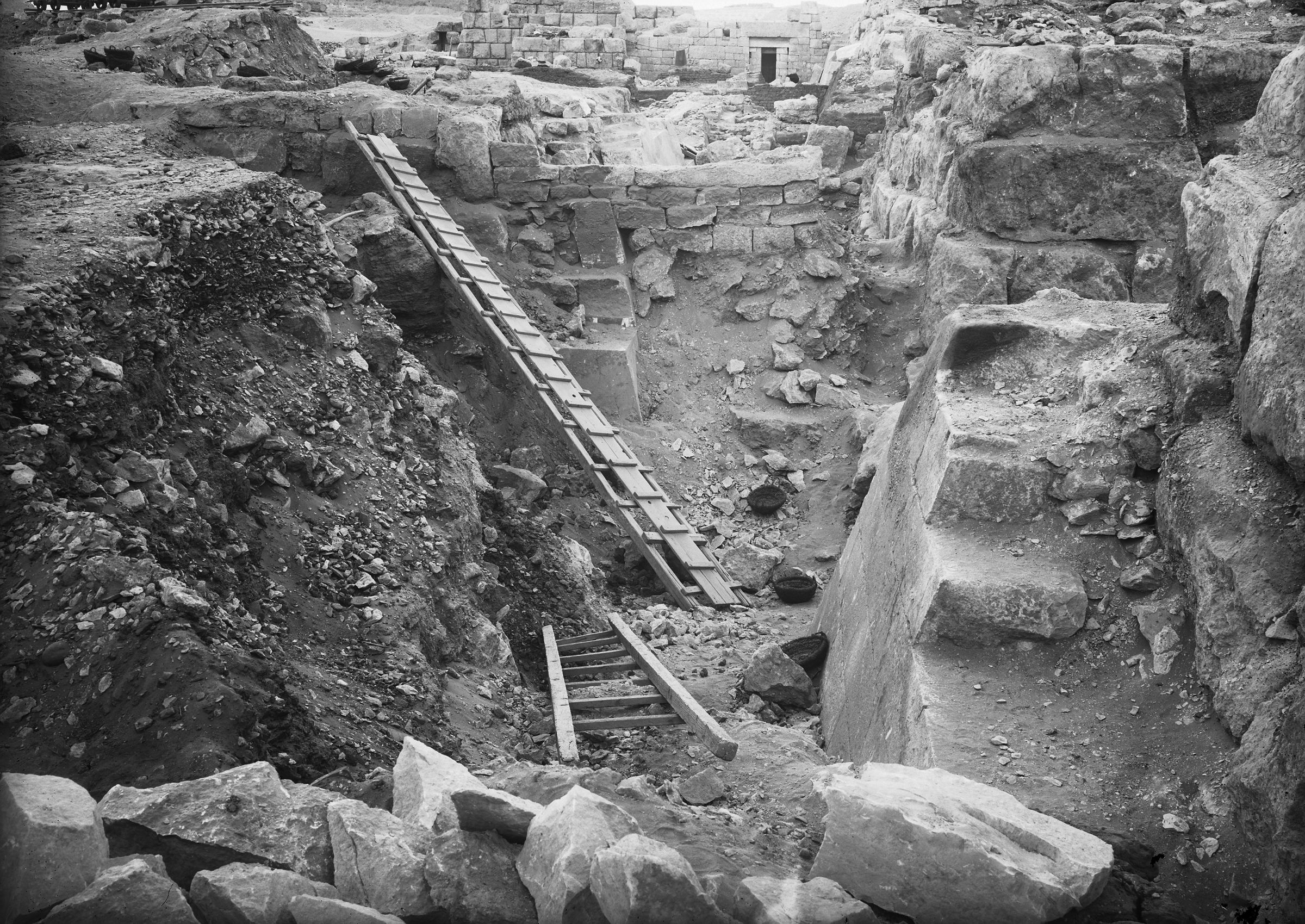 Eastern Cemetery: Site: Giza; View: G 7330-7340, G 7350