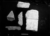 Object(s) photograph: Site: Giza; view: G 7110-7120, G 7102, Isis Temple