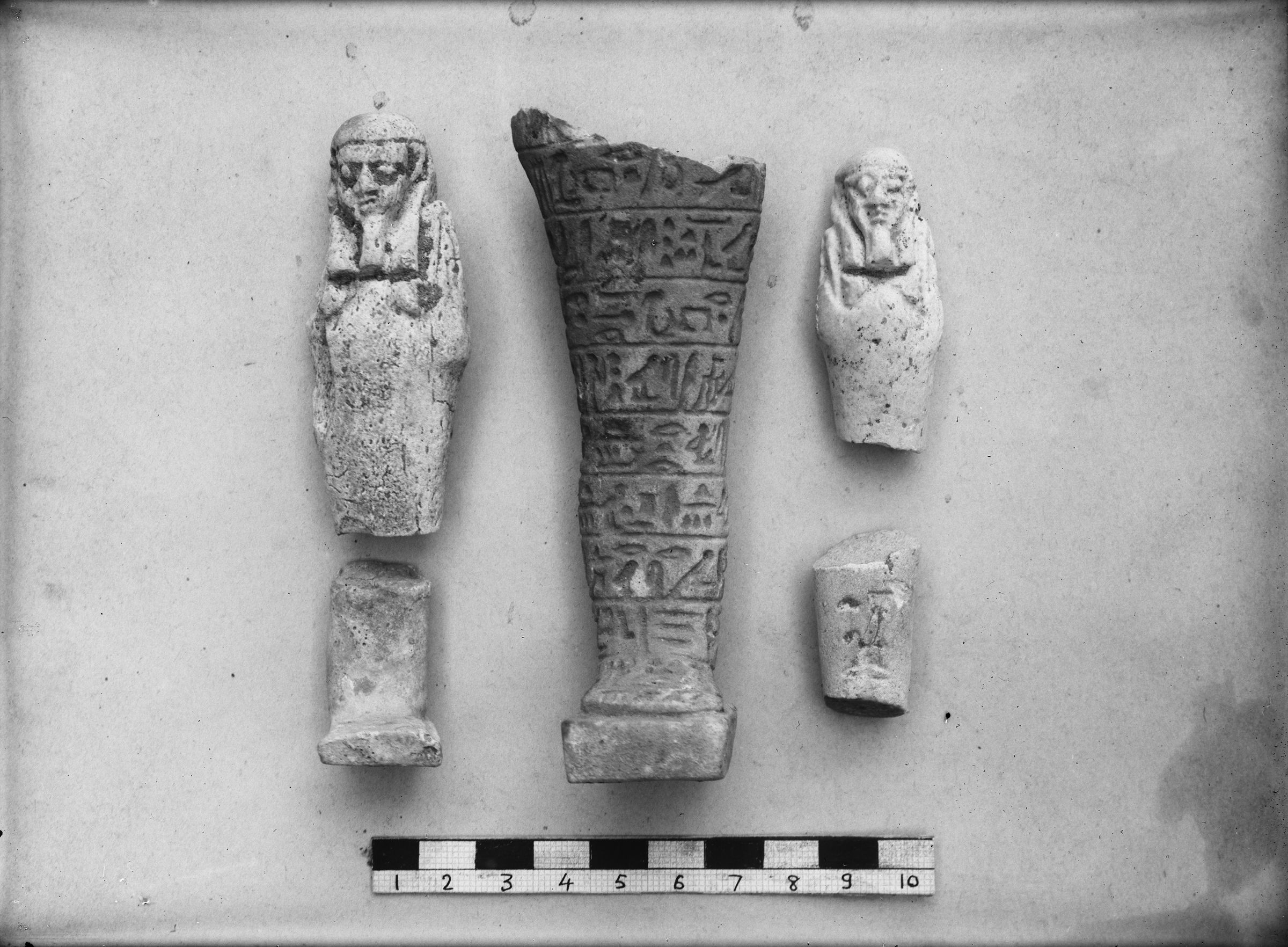 Object(s) photograph: Site: Giza; view: G 7330-7340, G 7430-7440, G 7242, G 7400 Pt ii