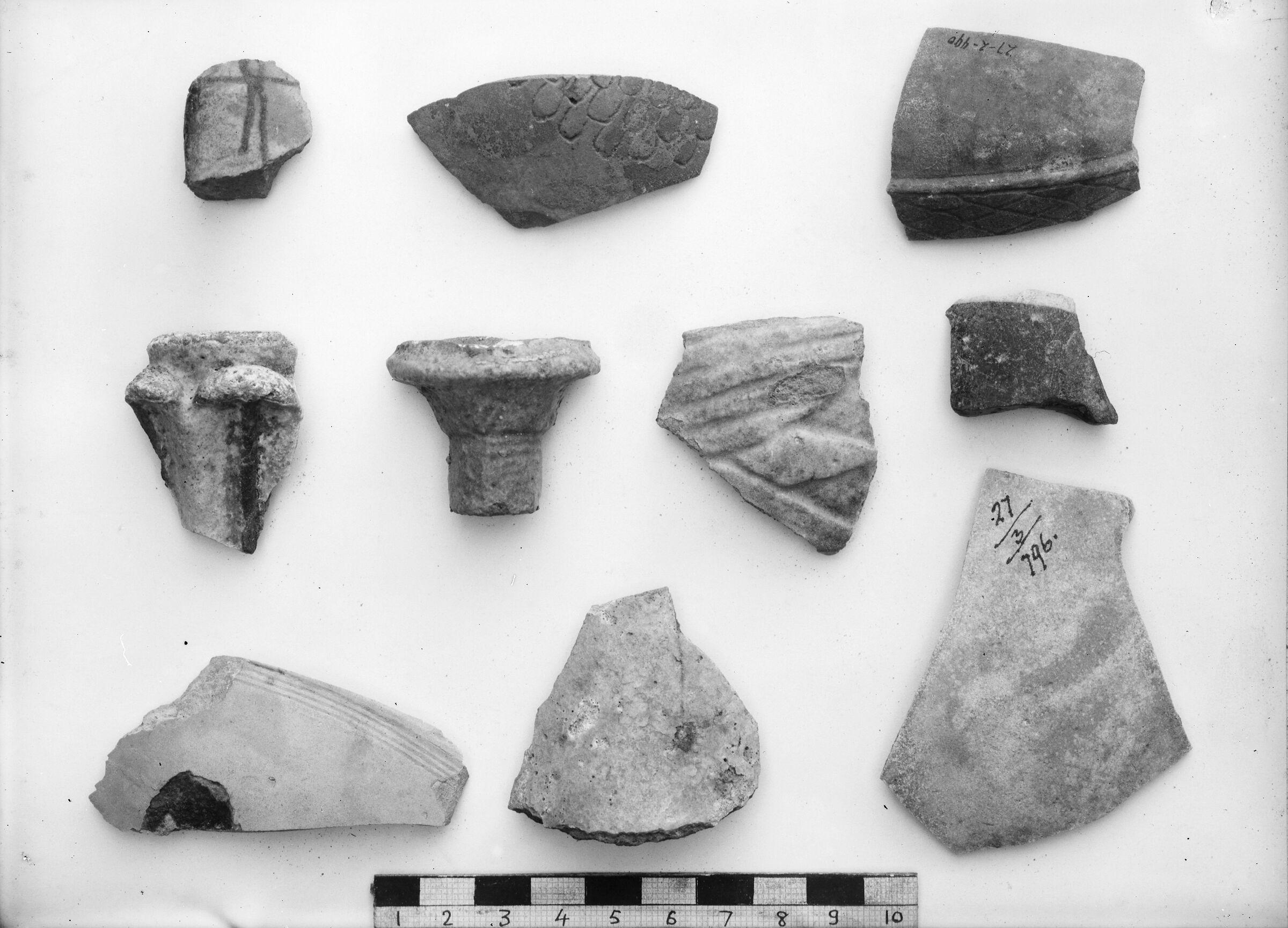 Object(s) photograph: Site: Giza; view: street G 7300, street G 7400, G 7430-7440, G 7450