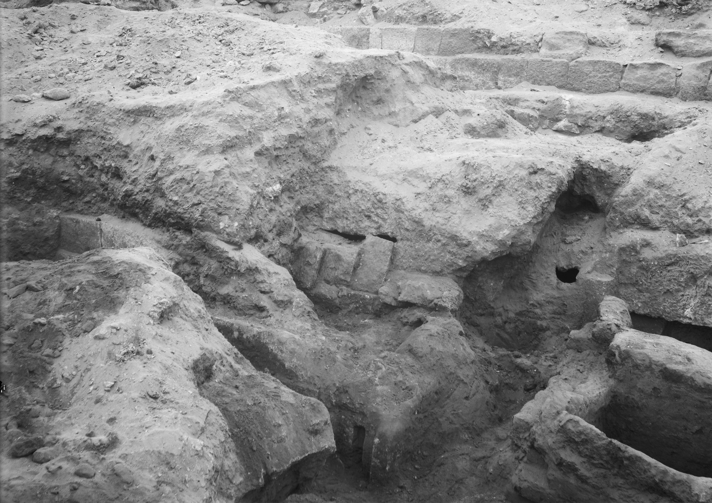 Eastern Cemetery: Site: Giza; View: G 7903, G 7904