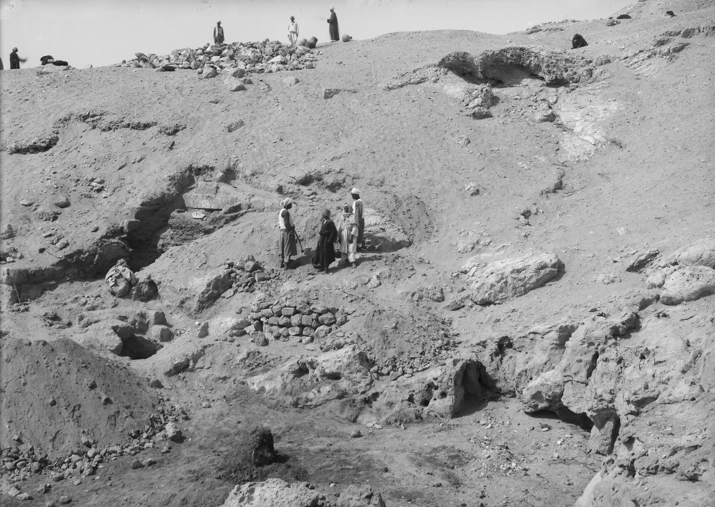 Eastern Cemetery: Site: Giza; View: G 7901, G 7902, G 7891