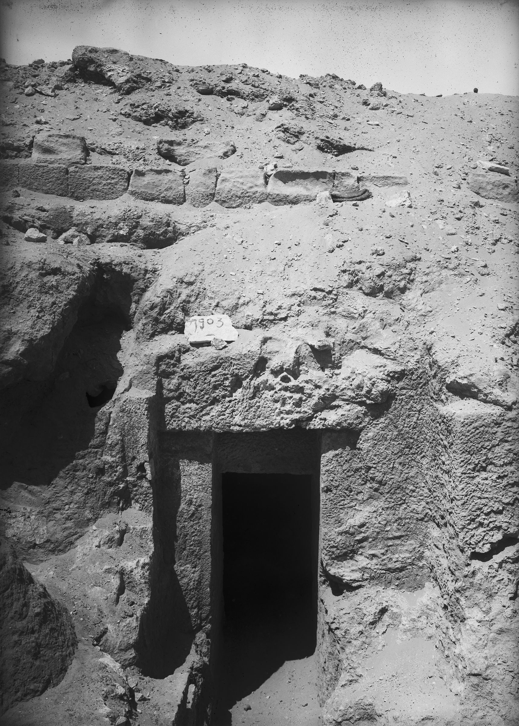 Eastern Cemetery: Site: Giza; View: G 7903