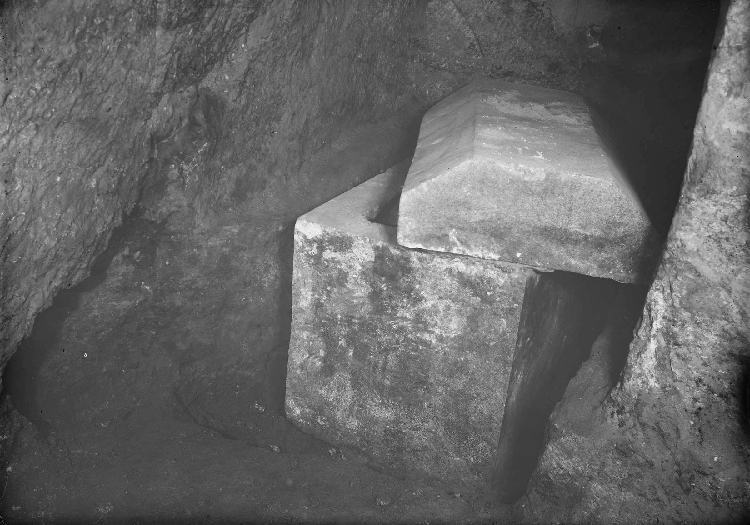 Eastern Cemetery: Site: Giza; View: G 7692