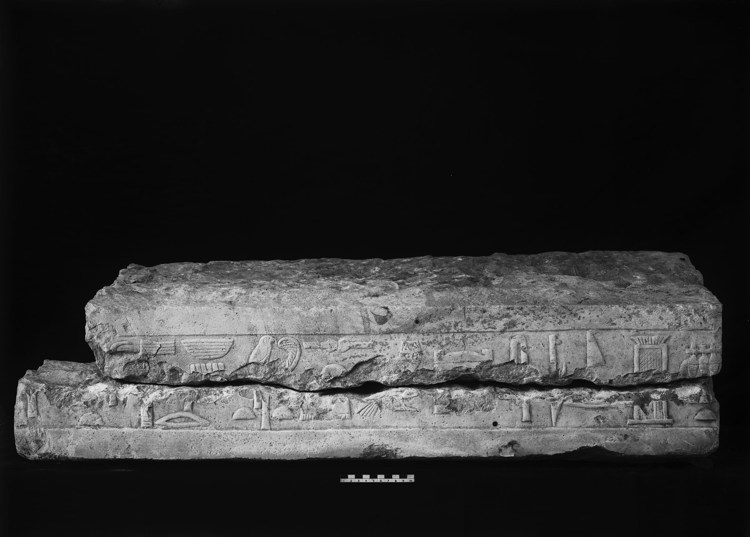 Object(s) photograph: Site: Giza; view: G 7901