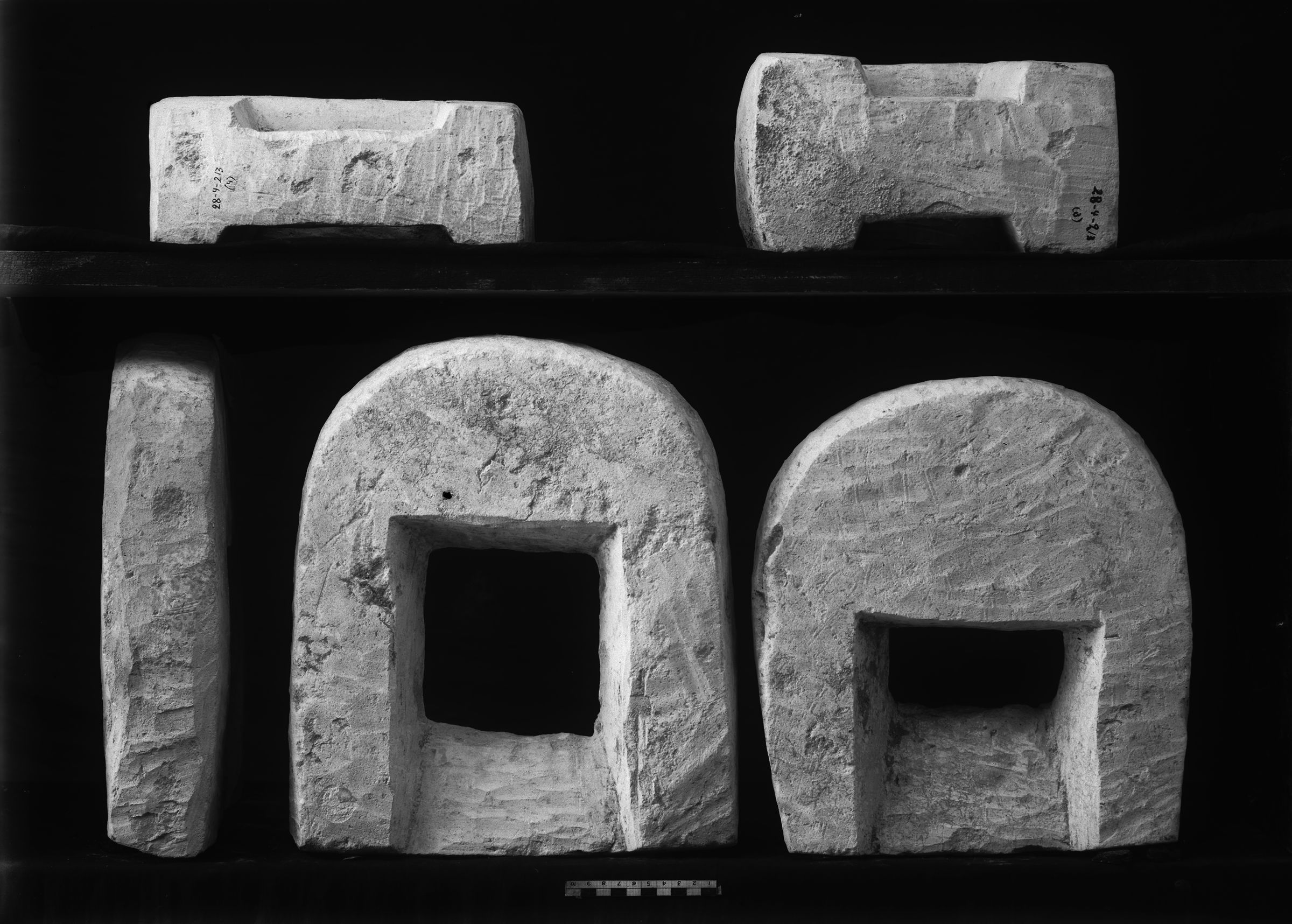 Object(s) photograph: Site: Giza; view: G 7650, G 7660,