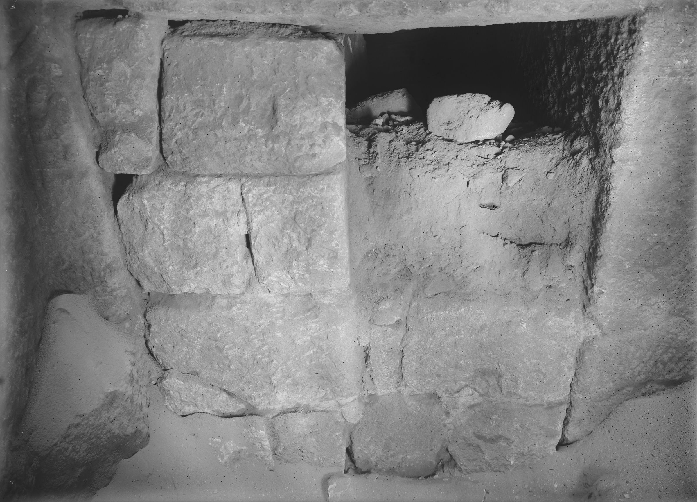 Eastern Cemetery: Site: Giza; View: G 7690