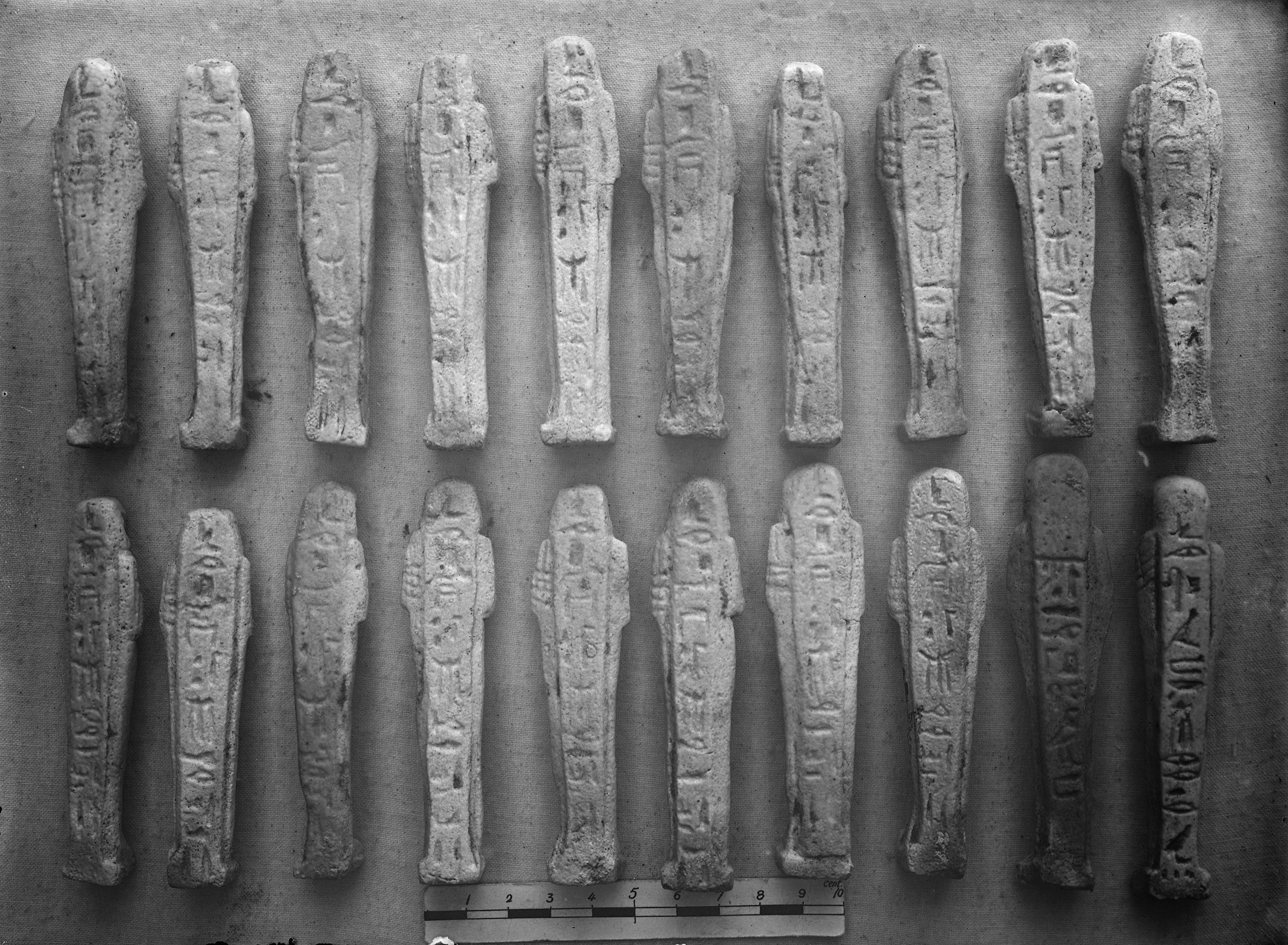 Object(s) photograph: Site: Giza; view: G 7600 S