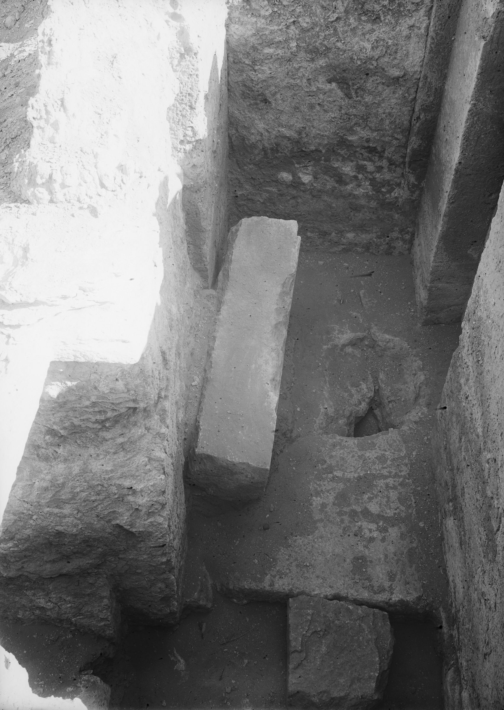 Eastern Cemetery: Site: Giza; View: G 7760
