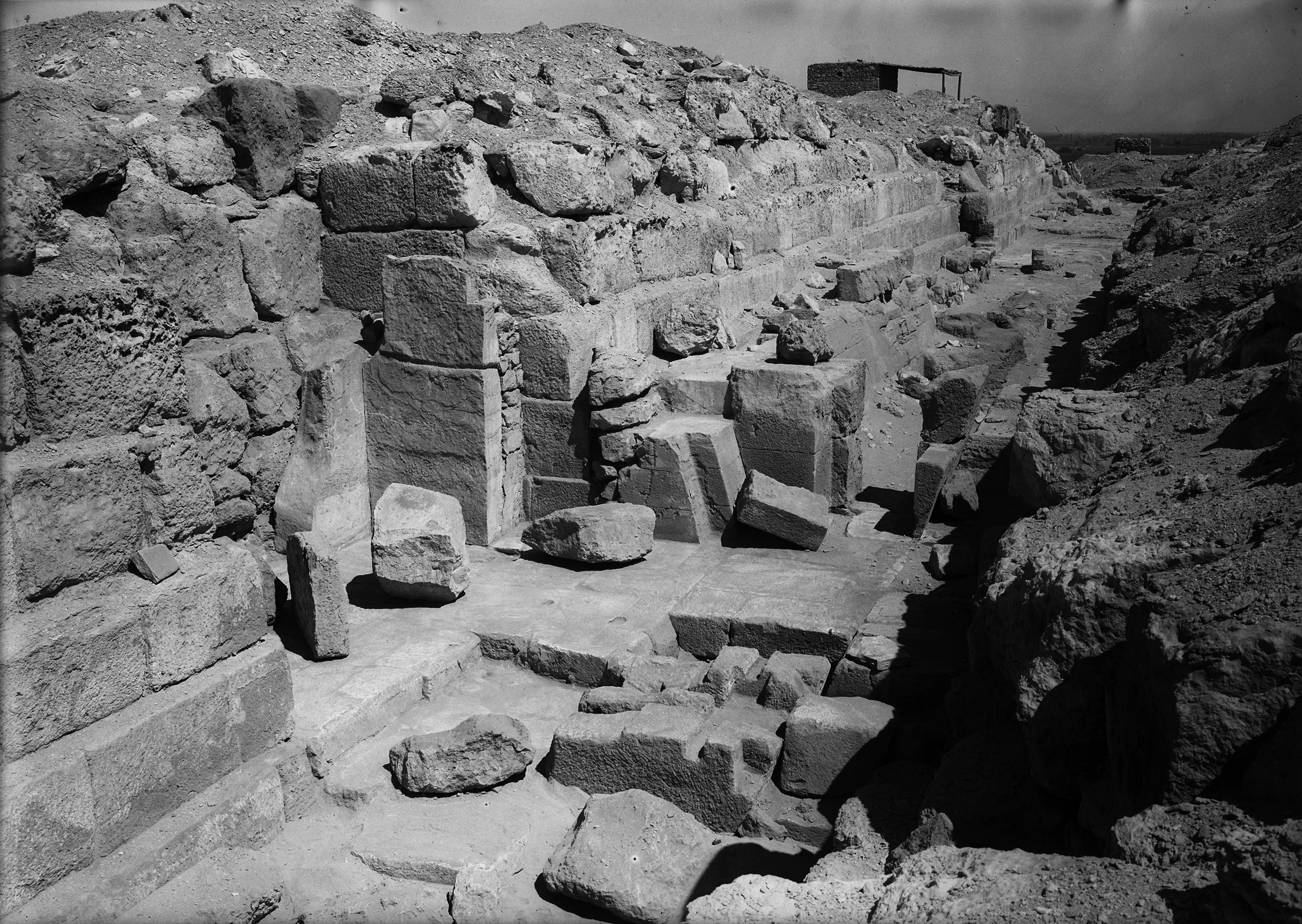 Eastern Cemetery: Site: Giza; View: G 7410-7420