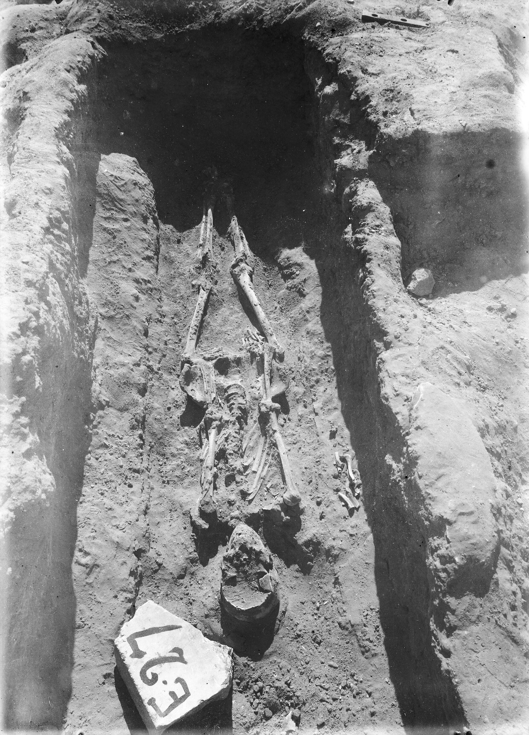 Eastern Cemetery: Site: Giza; View: G 7000 E 27
