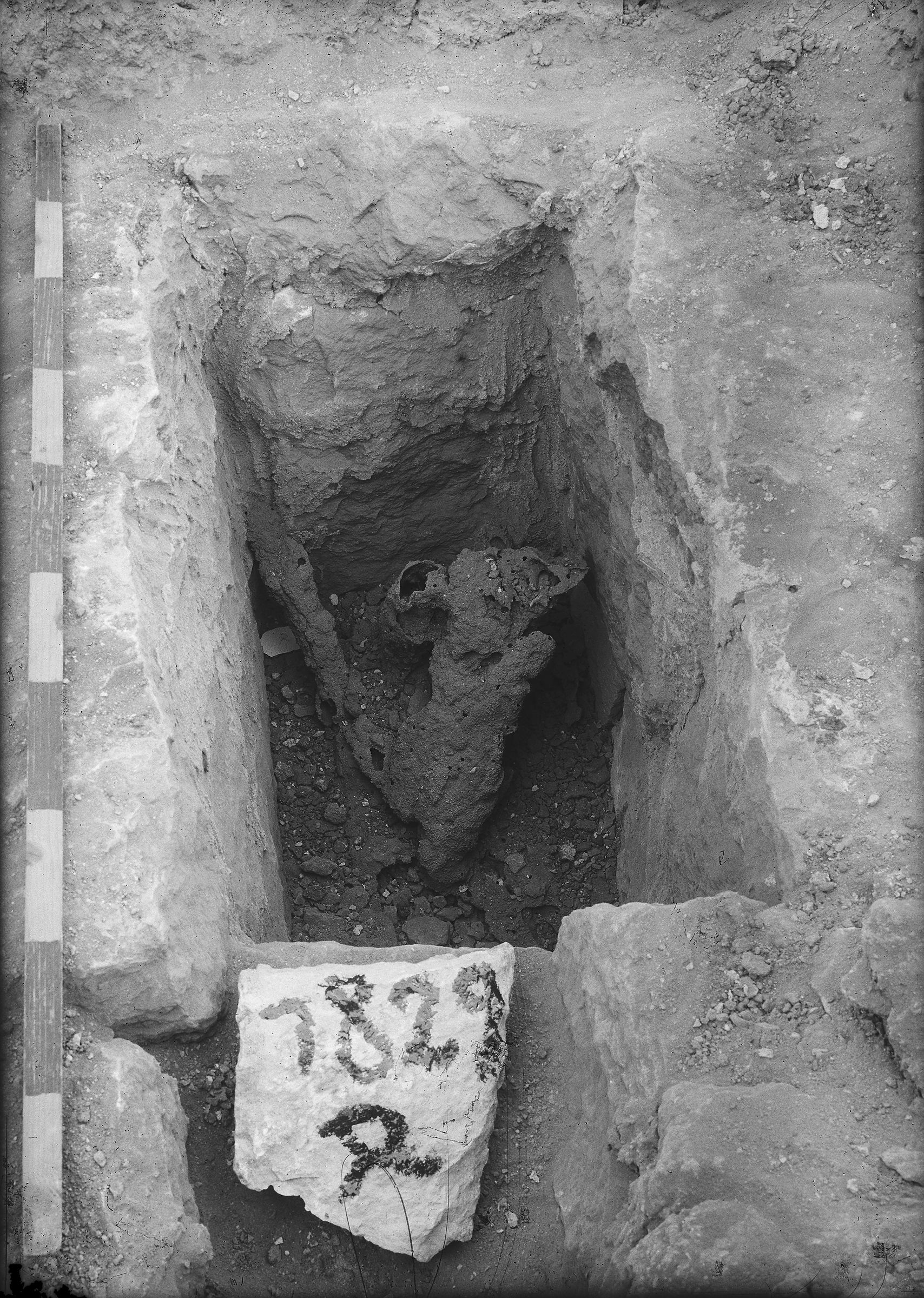Eastern Cemetery: Site: Giza; View: G 7829
