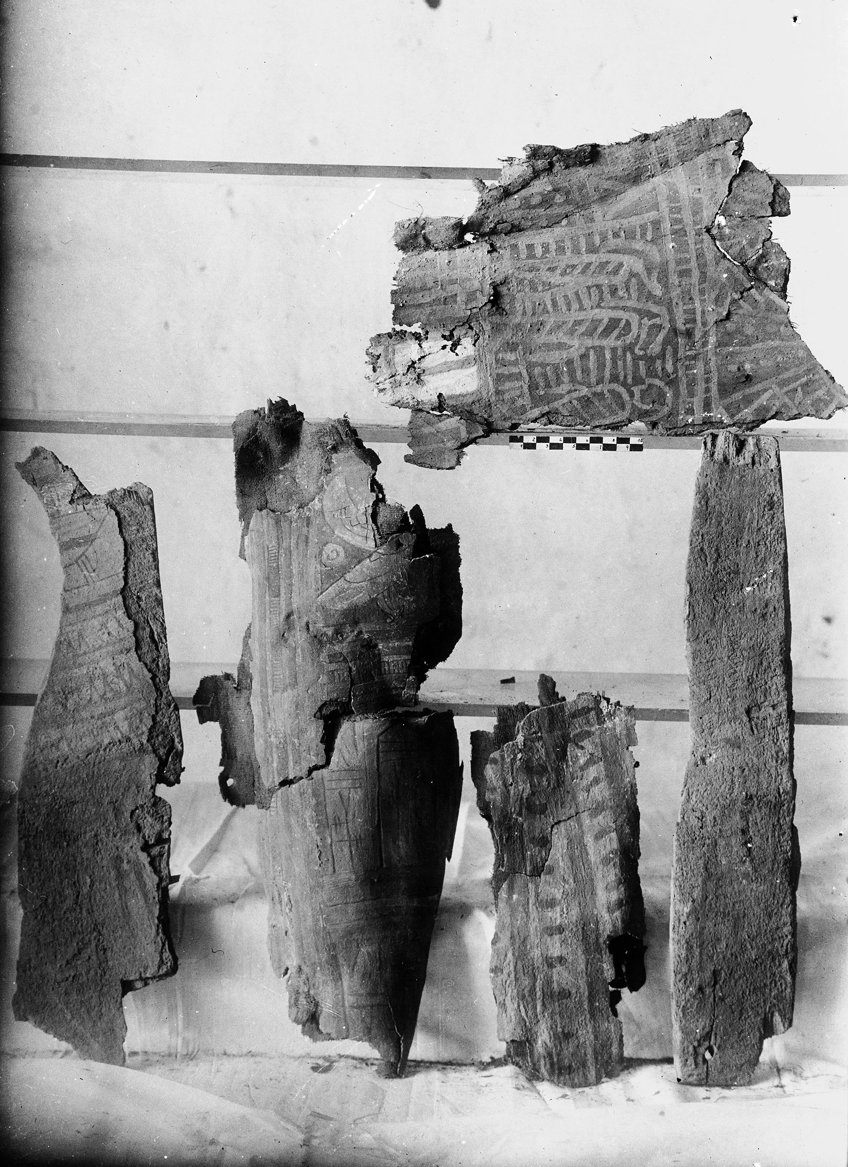 Object(s) photograph: Site: Giza; view: G 7824, G 7825