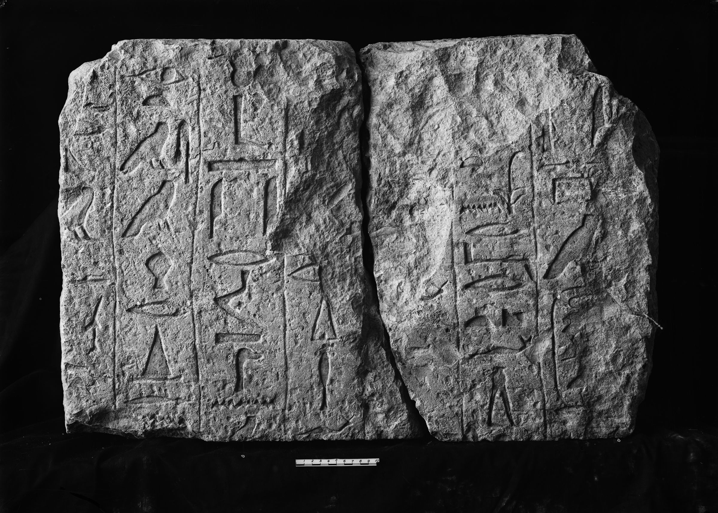 Object(s) photograph: Site: Giza; view: G 7011, Isis Temple