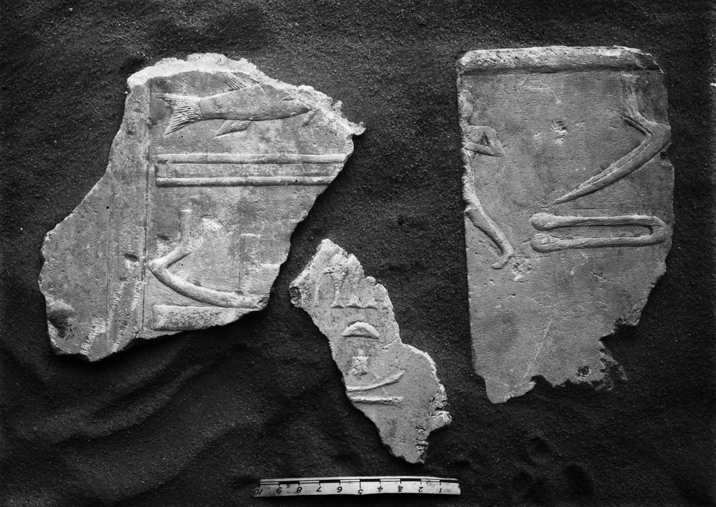 Object(s) photograph: Site: Giza; view: G 7650, G 7757