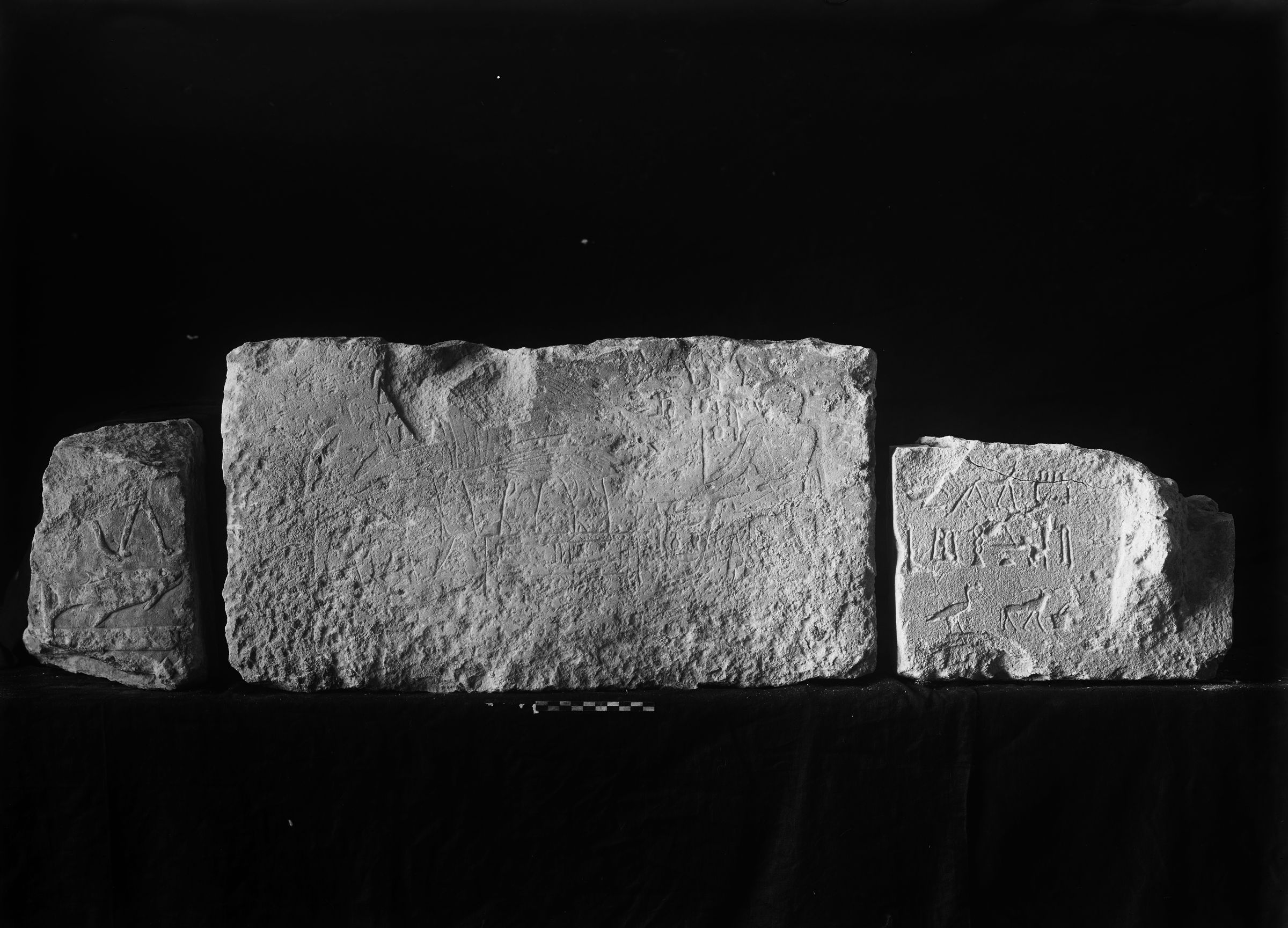 Object(s) photograph: Site: Giza; view: G 5562, G 2100, G 2370, G 5230