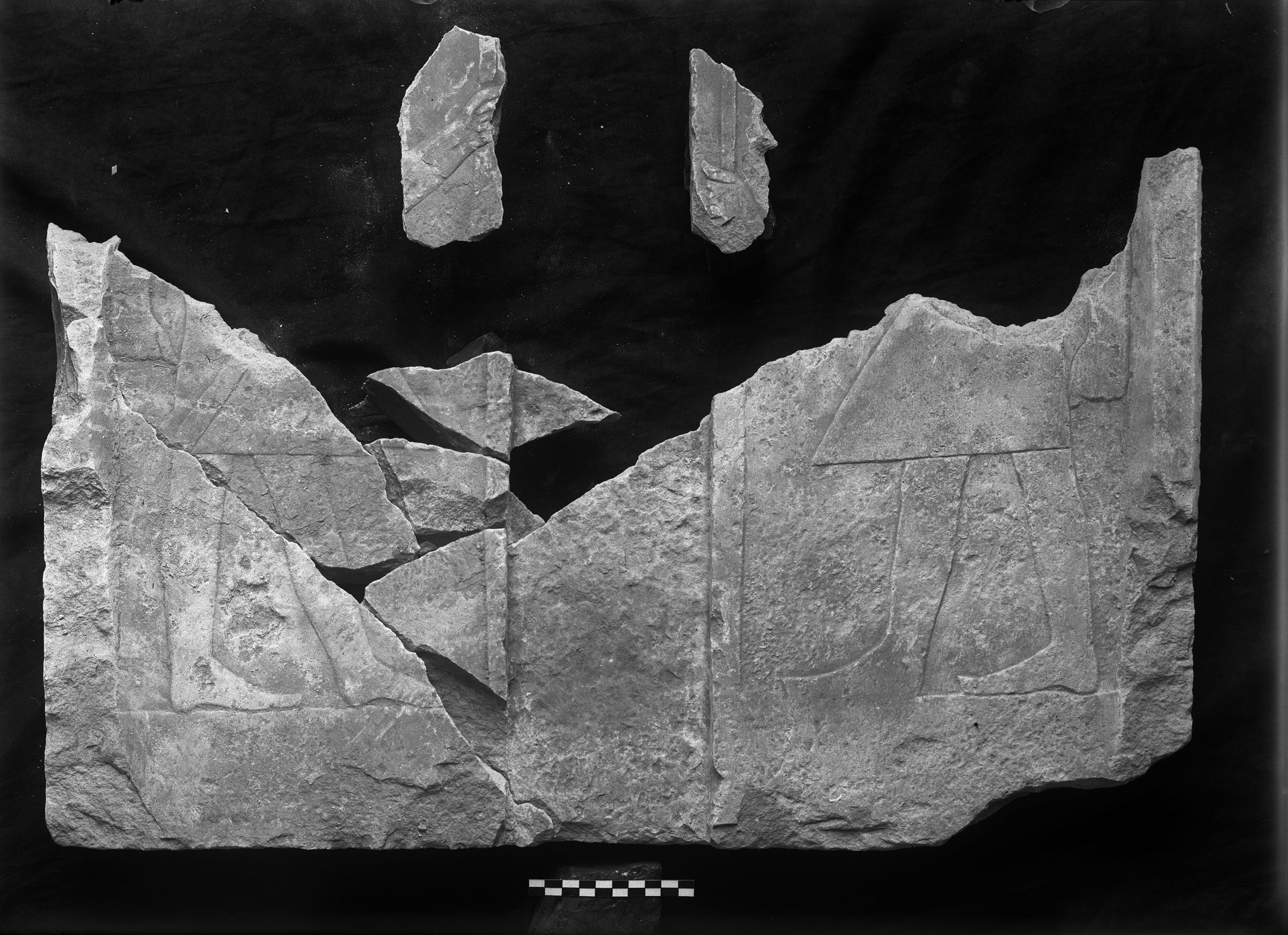 Object(s) photograph: Site: Giza; view: G 2342 = G 5520