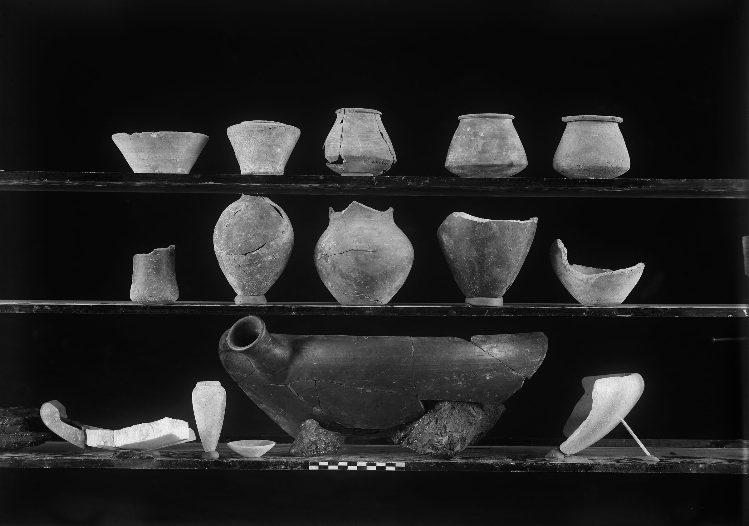 Object(s) photograph: Site: Giza; view: G 2120, G 2160, G 2170, G 2180