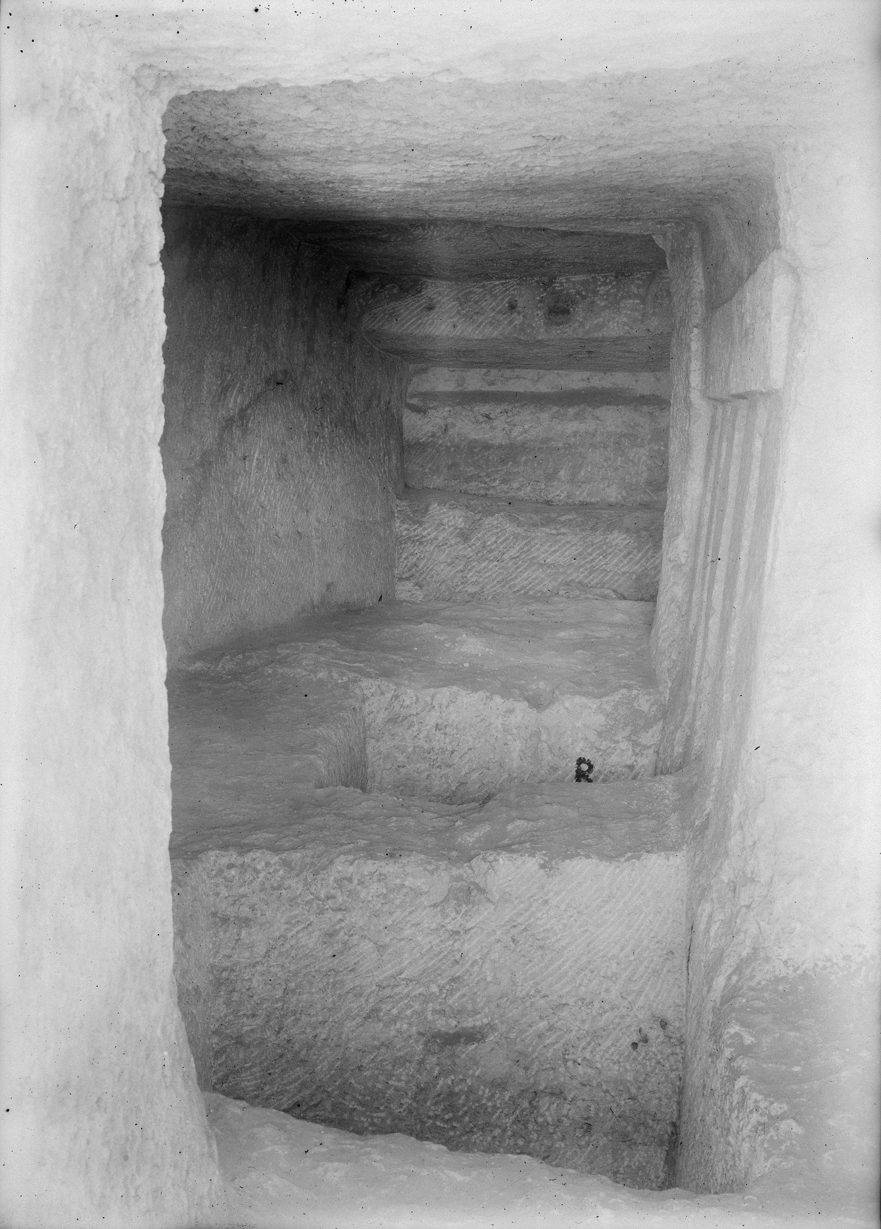 Western Cemetery: Site: Giza; View: G 1607