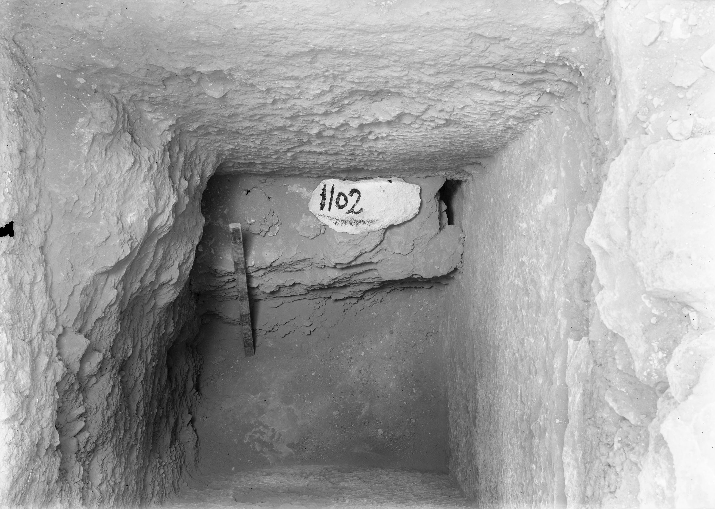 Western Cemetery: Site: Giza; View: G 1102