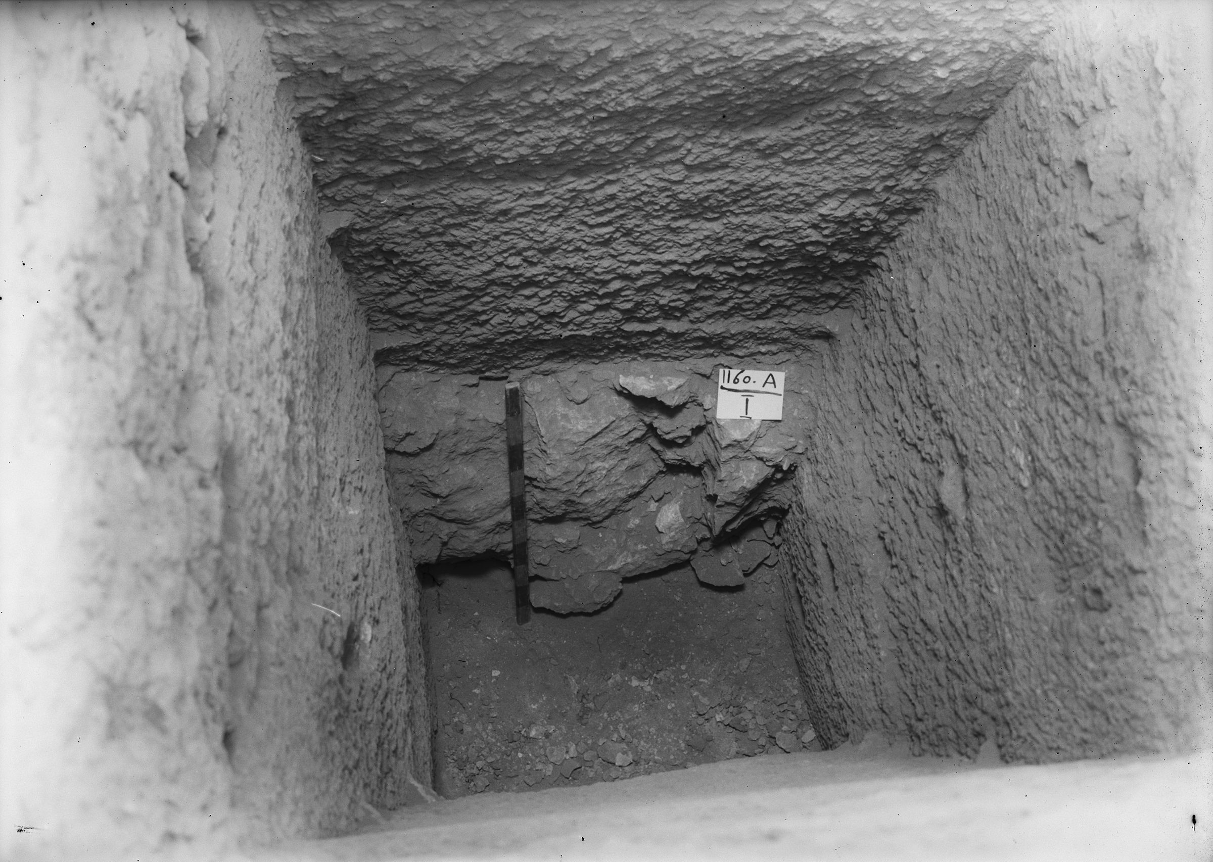 Western Cemetery: Site: Giza; View: G 1160