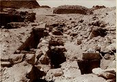 Western Cemetery: Site: Giza; View: G 1156a, G 1157, G 1152a, G 1152