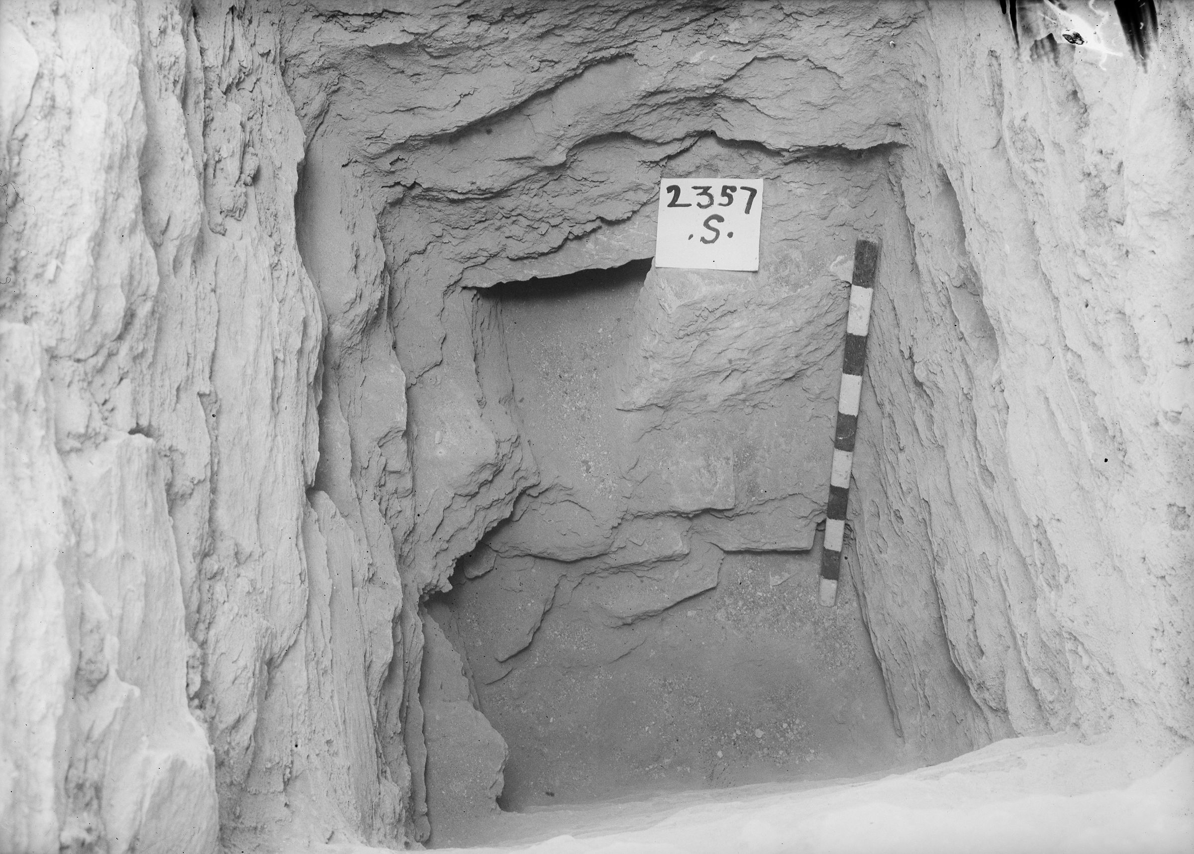 Western Cemetery: Site: Giza; View: G 5561