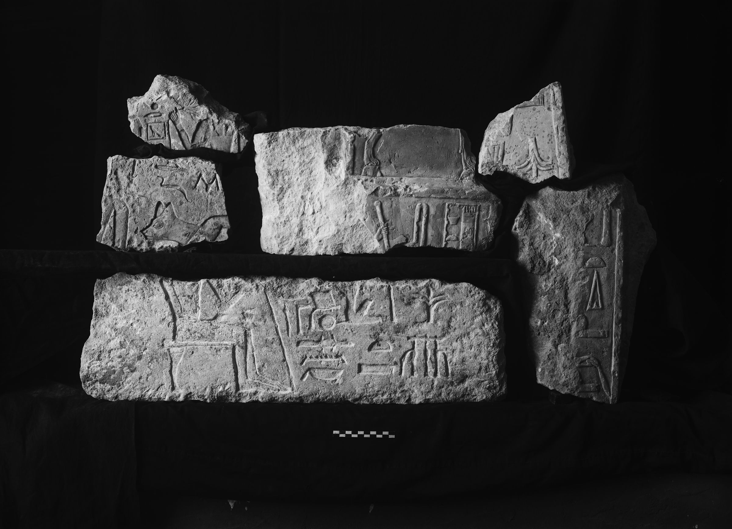 Object(s) photograph: Site: Giza; view: G 5564, G 2197, G 5332, G 1152a