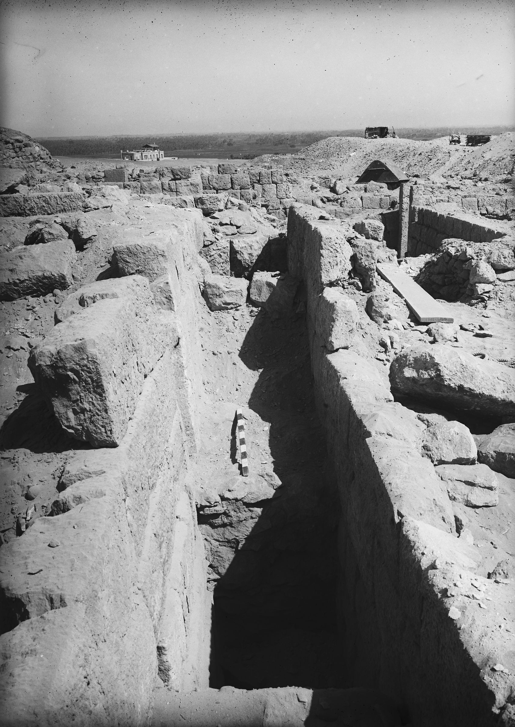 Western Cemetery: Site: Giza; View: G 2005, G 2010
